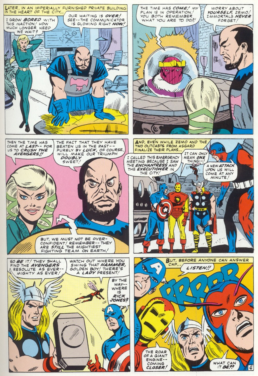 The Avengers (1963) 15 Page 6