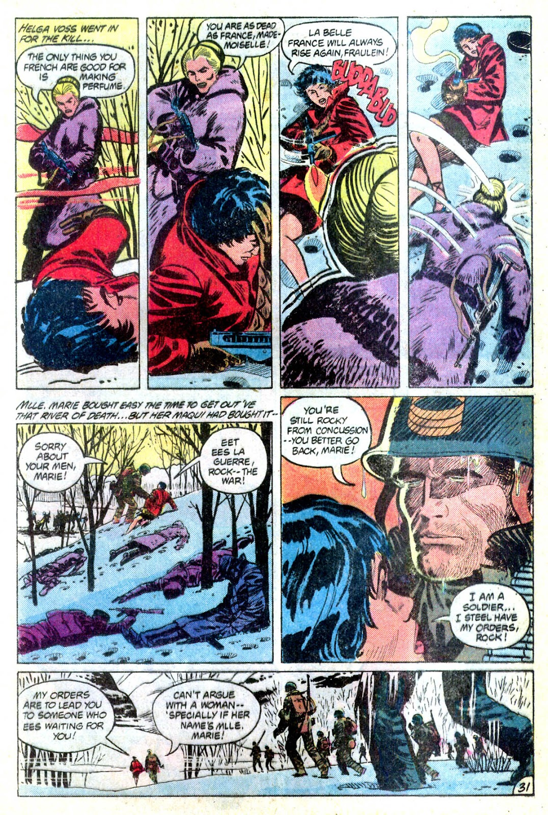 Sgt. Rock issue Annual 2 - Page 33