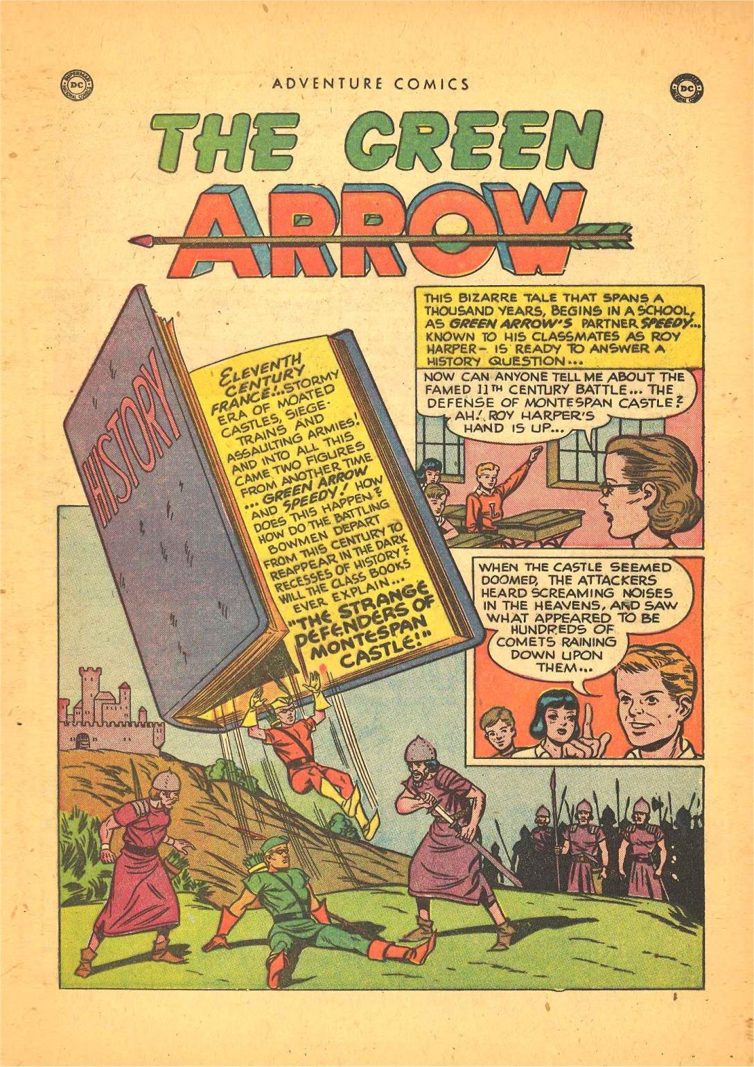 Read online Adventure Comics (1938) comic -  Issue #148 - 23