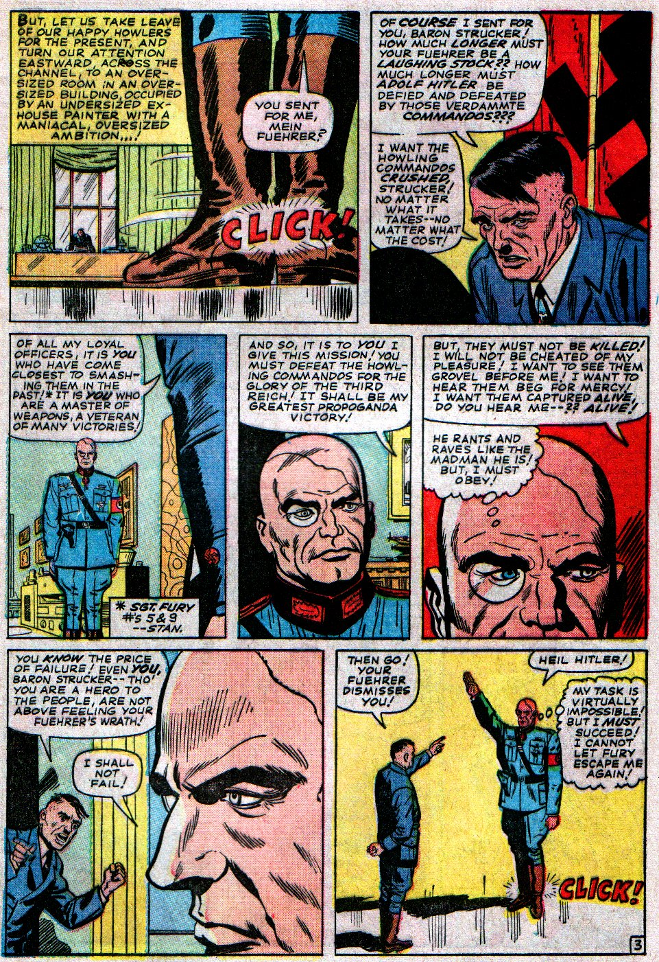 Read online Sgt. Fury comic -  Issue #14 - 5