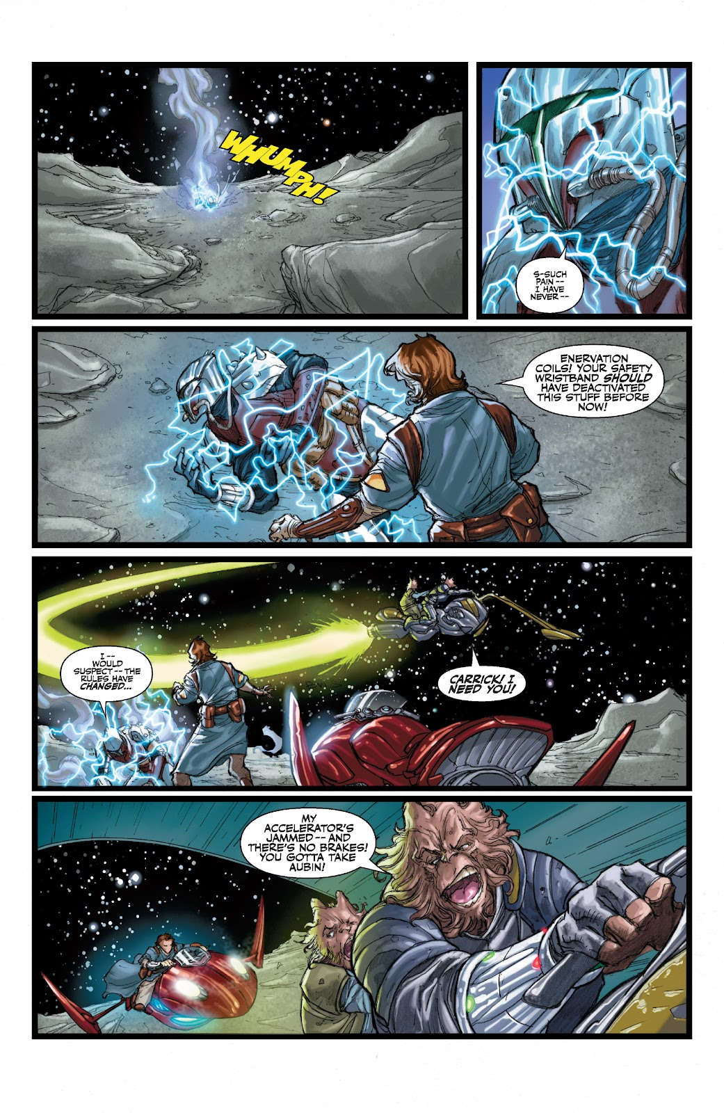 Read online Star Wars Legends: The Old Republic - Epic Collection comic -  Issue # TPB 3 (Part 1) - 83