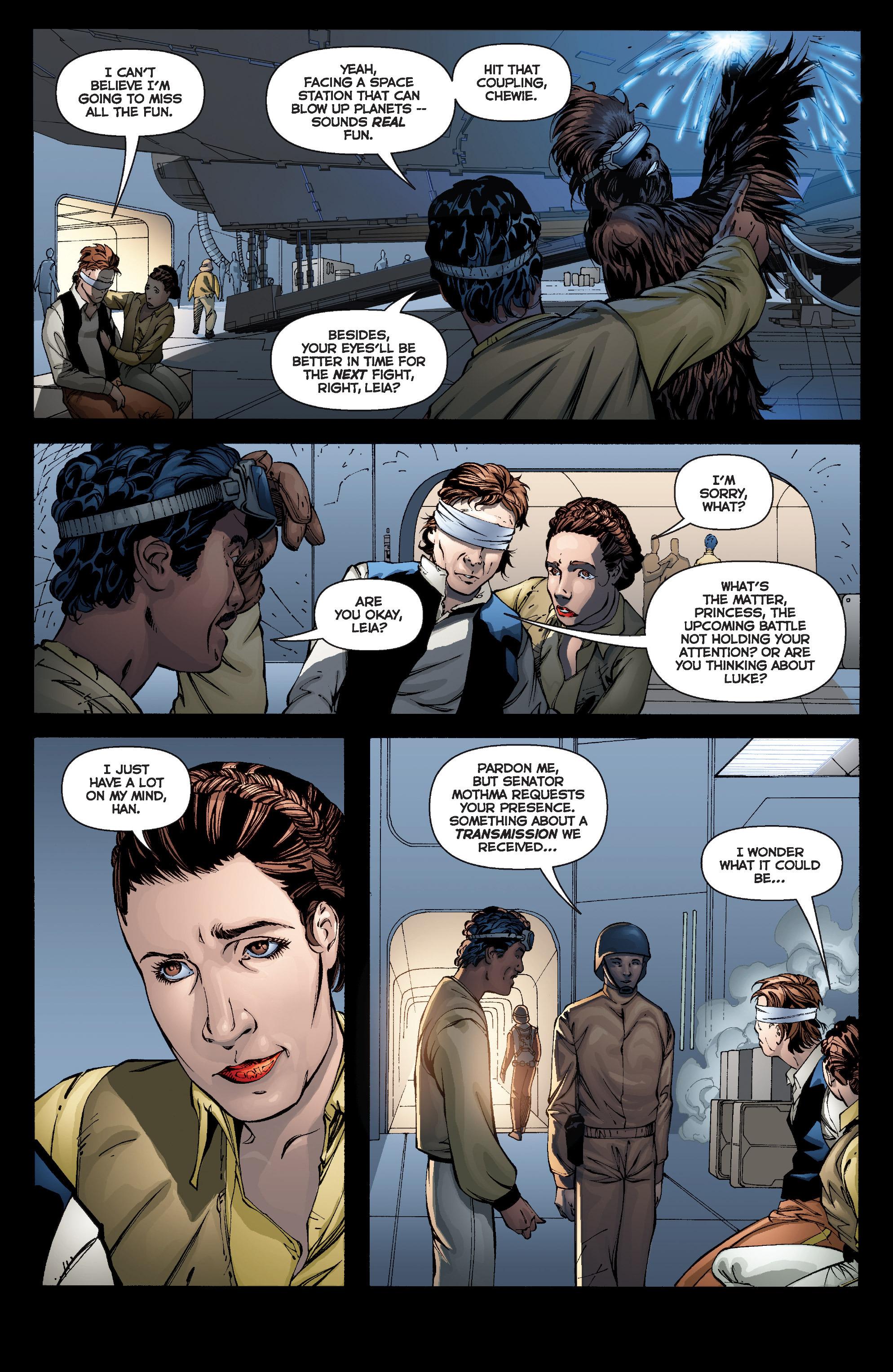 Read online Star Wars Omnibus comic -  Issue # Vol. 27 - 240