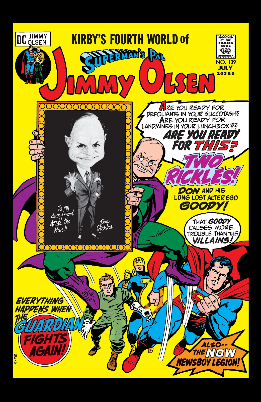 Read online Superman's Pal, Jimmy Olsen by Jack Kirby comic -  Issue # TPB (Part 2) - 44