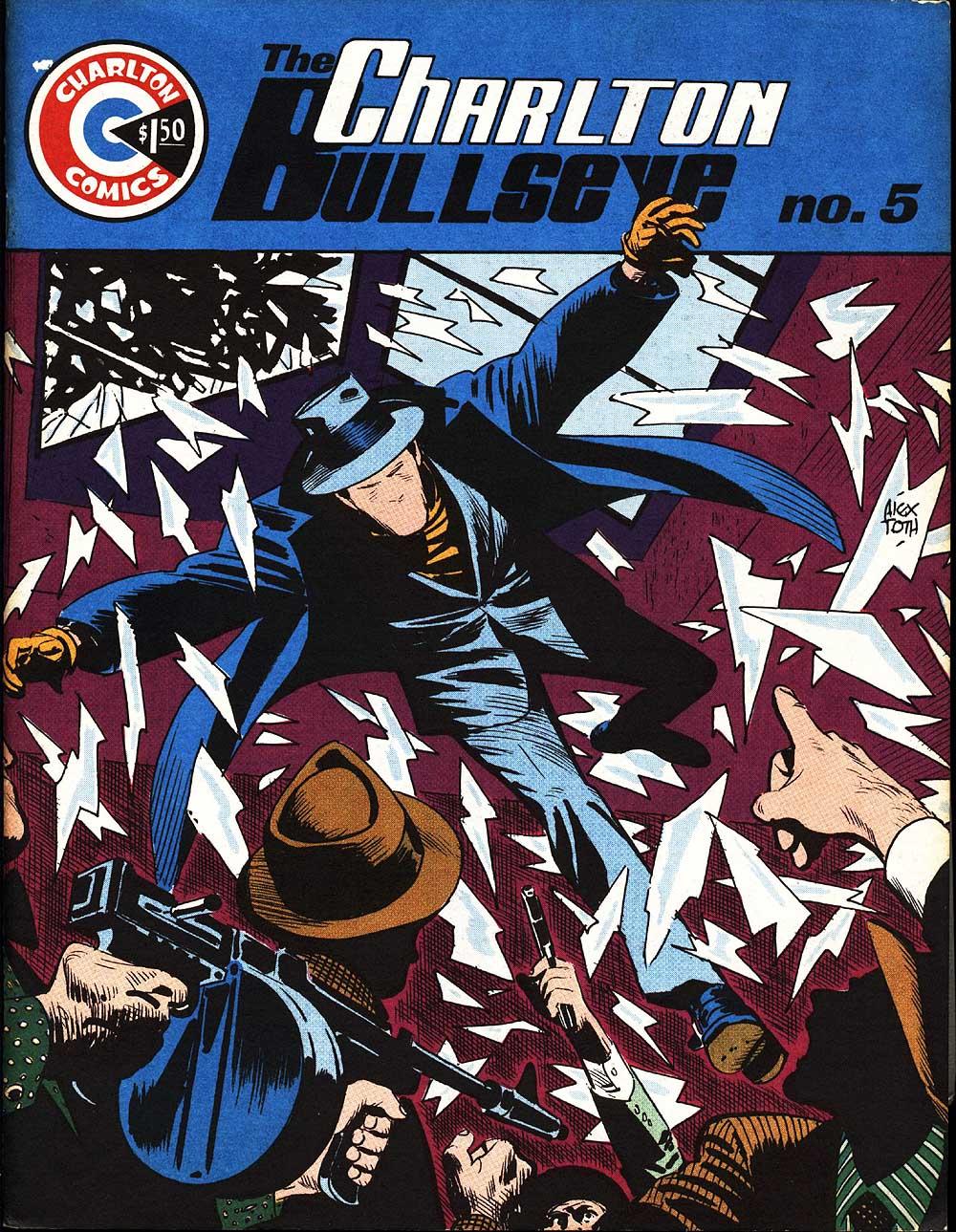 Charlton Bullseye (1976) issue 5 - Page 1