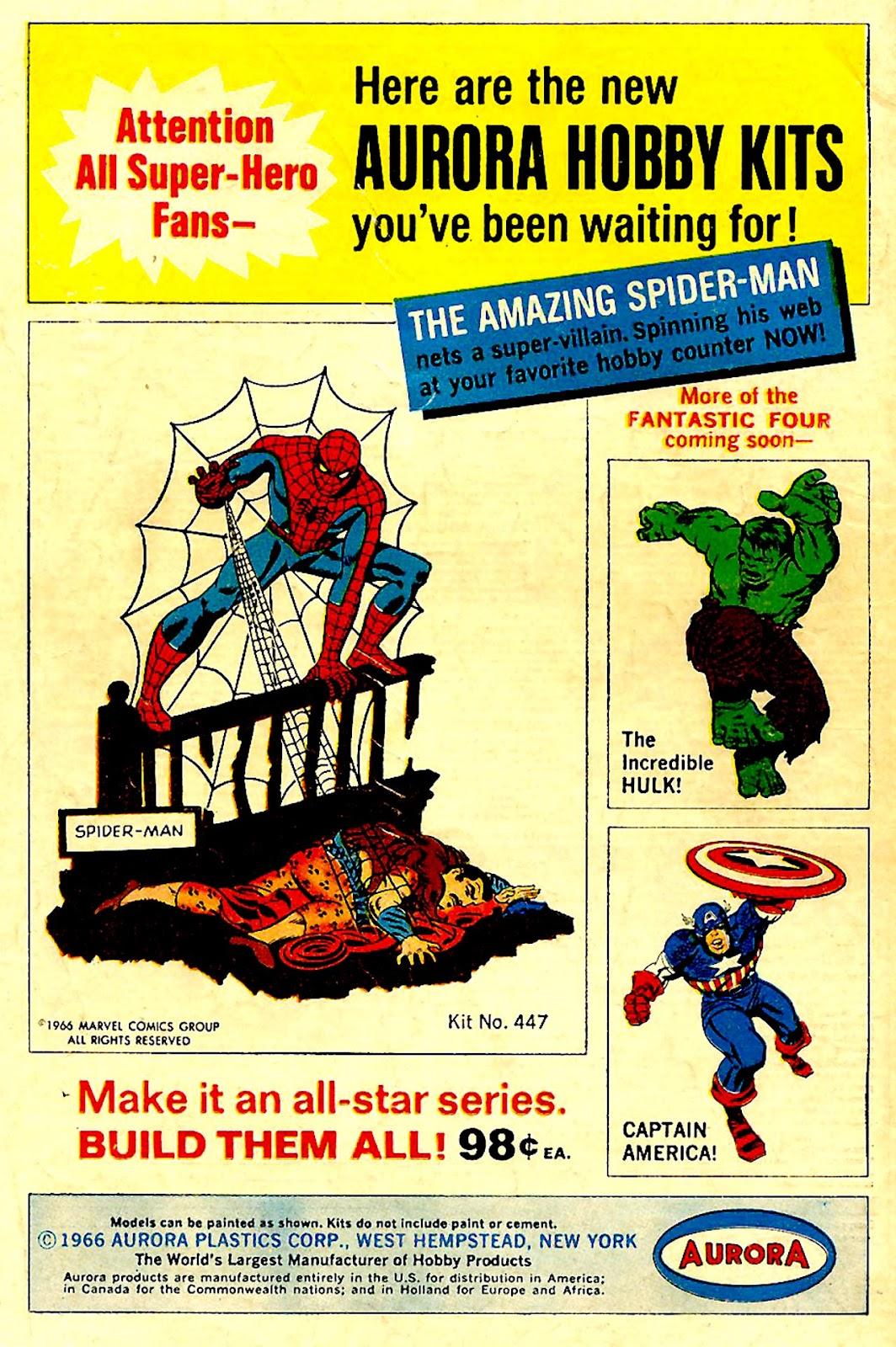 Marvel Collectors Item Classics 7 Page 68