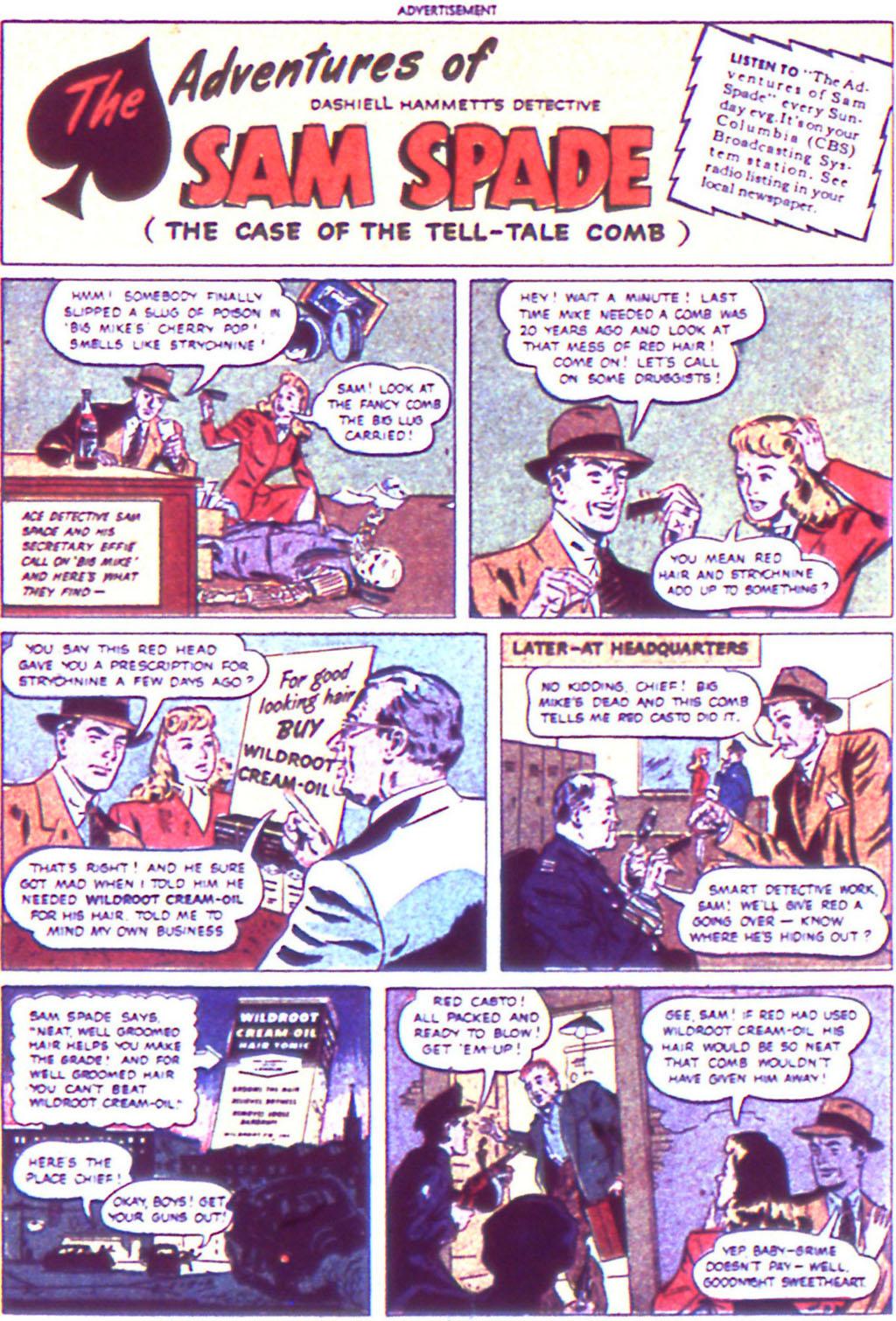 Read online Adventure Comics (1938) comic -  Issue #119 - 50