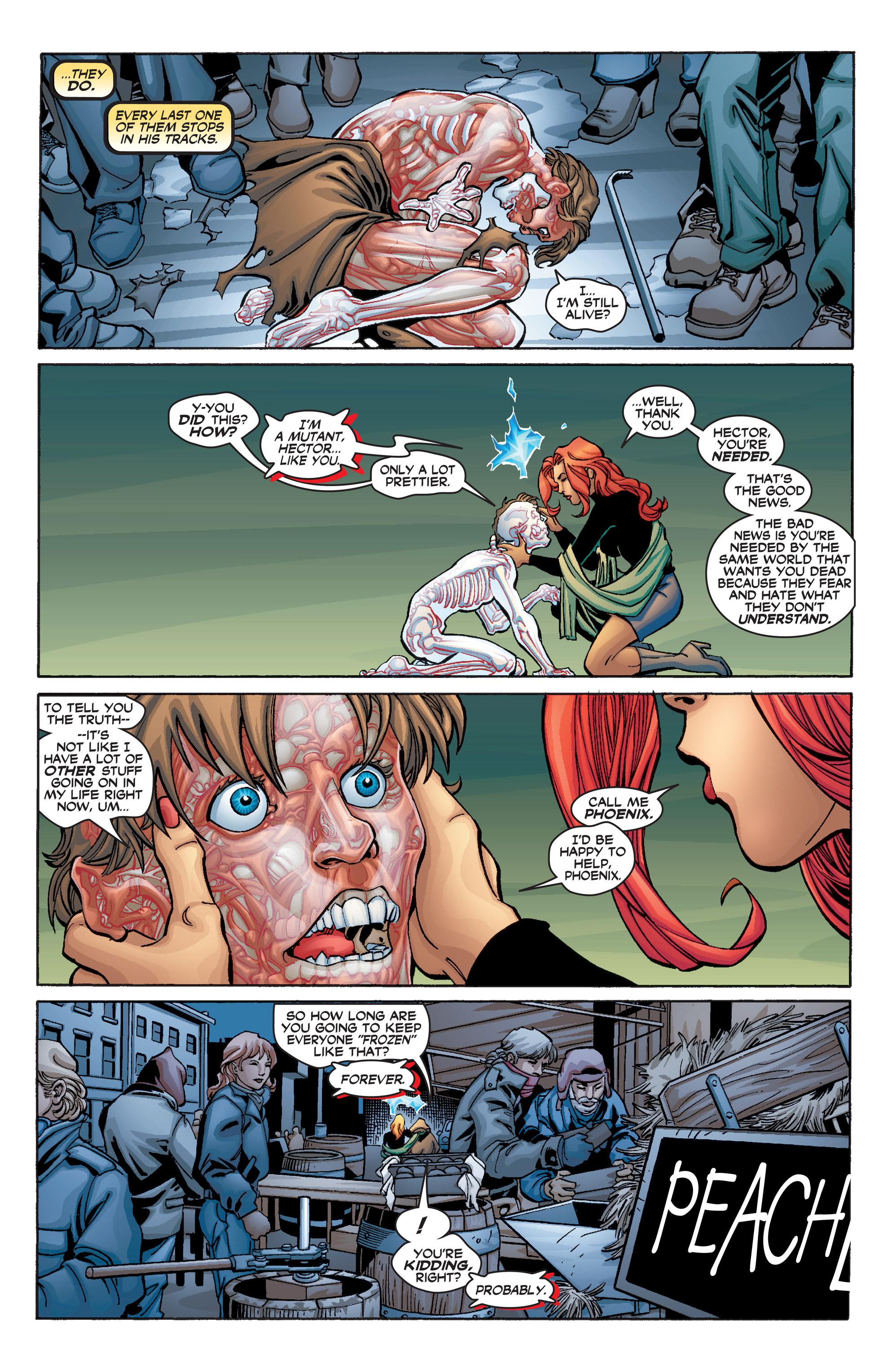 Read online Uncanny X-Men (1963) comic -  Issue #392 - 9