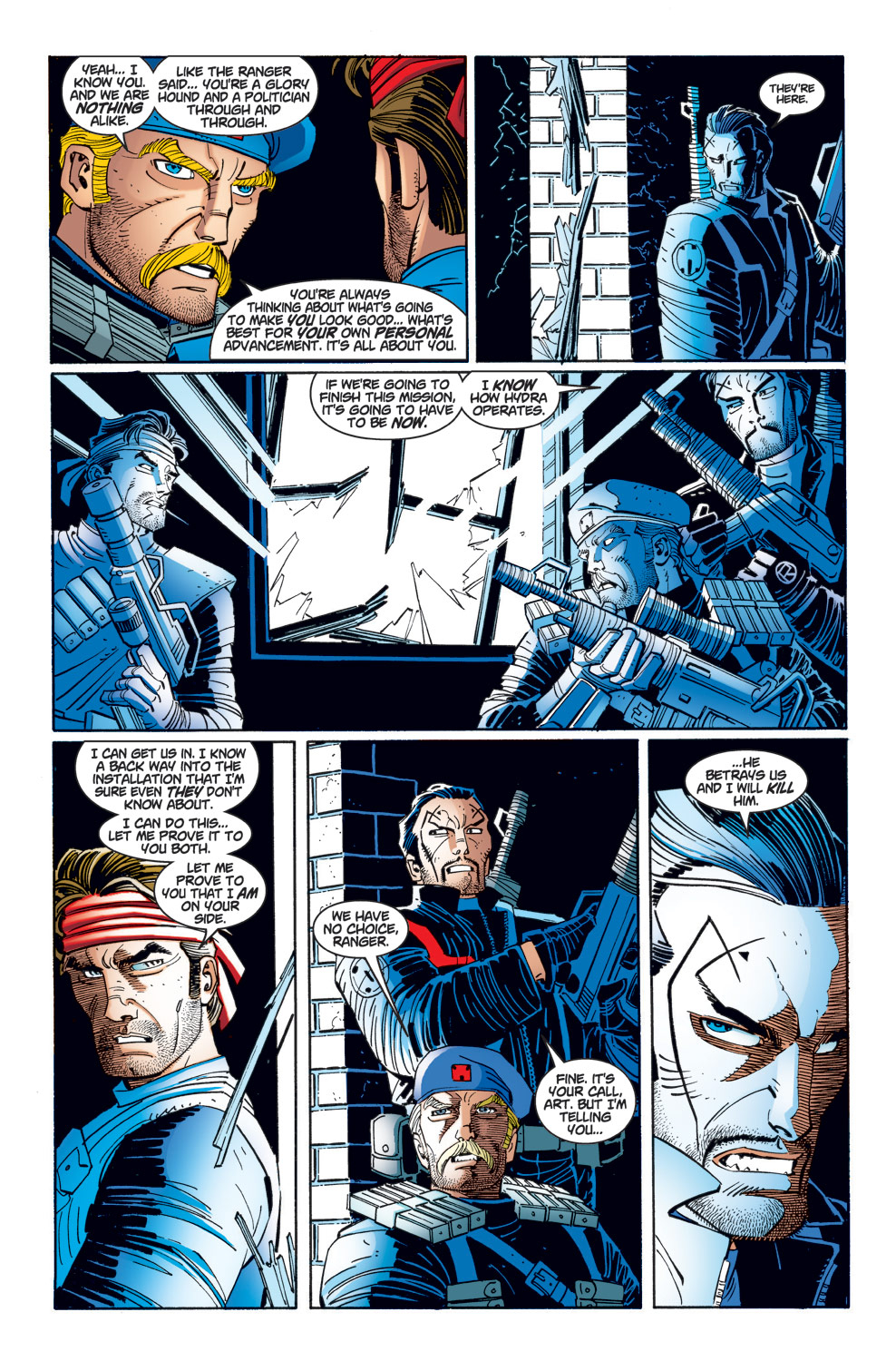 The Amazing Spider-Man (1999) 23 Page 9