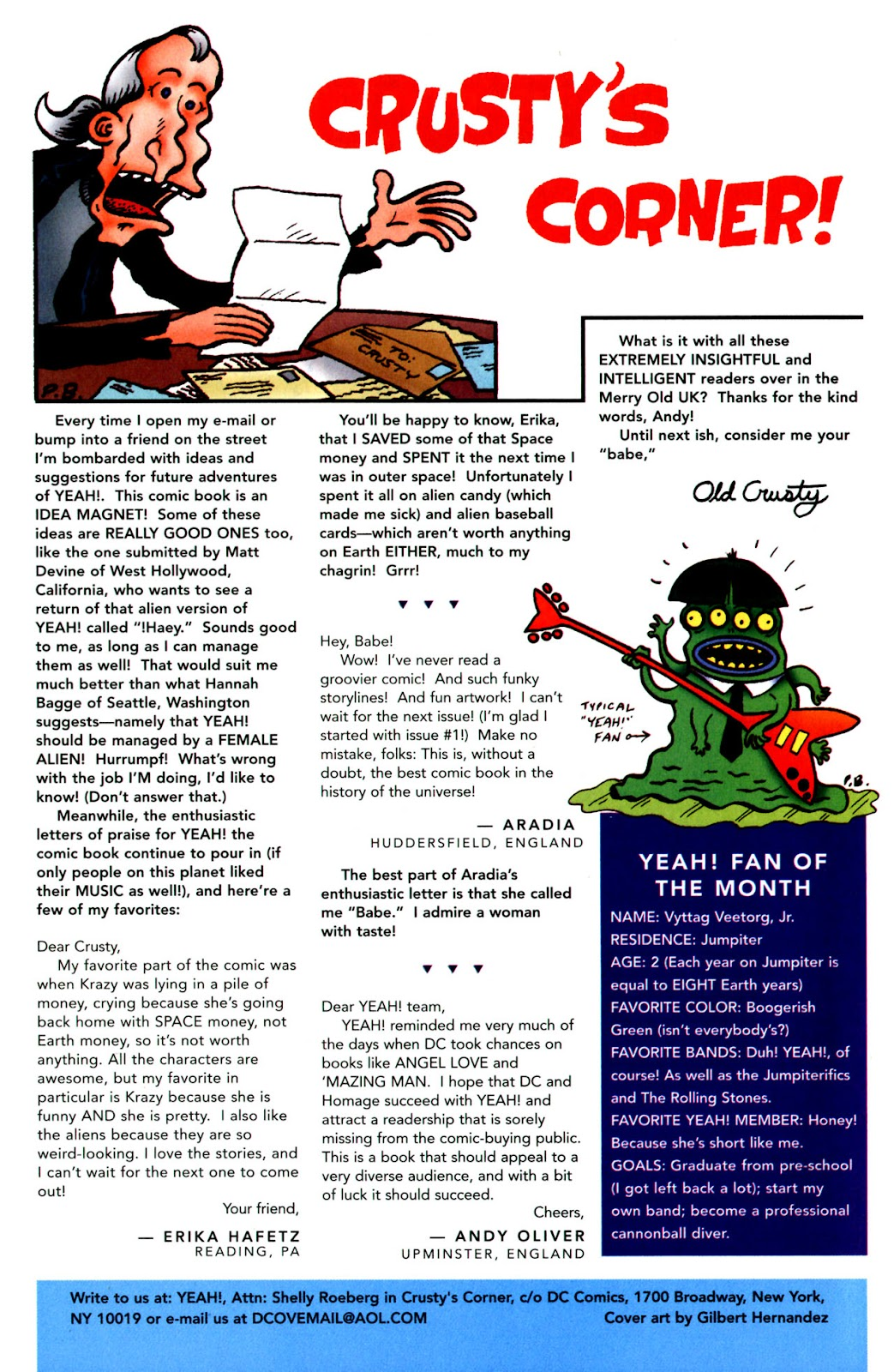 Read online Yeah! comic -  Issue #4 - 36