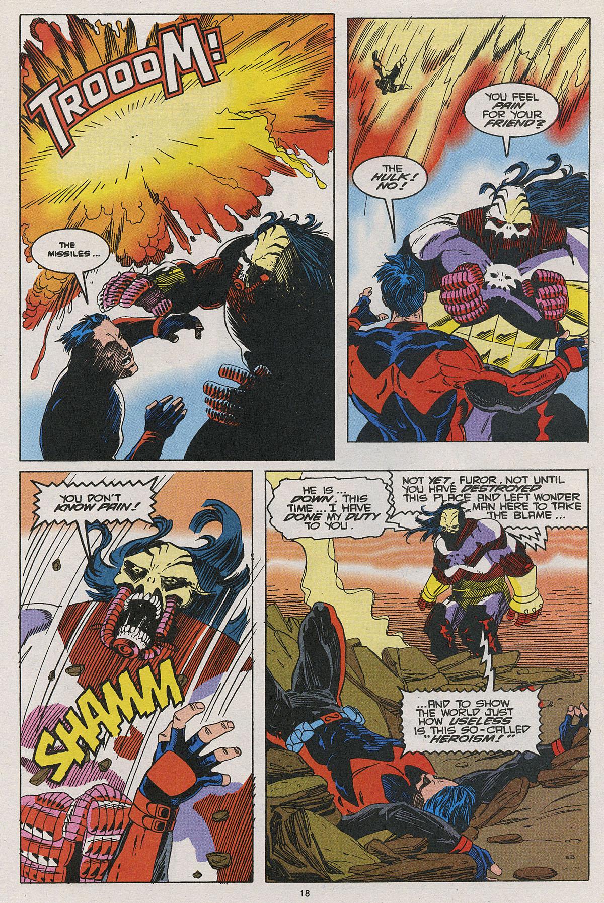 Read online Wonder Man (1991) comic -  Issue #27 - 14