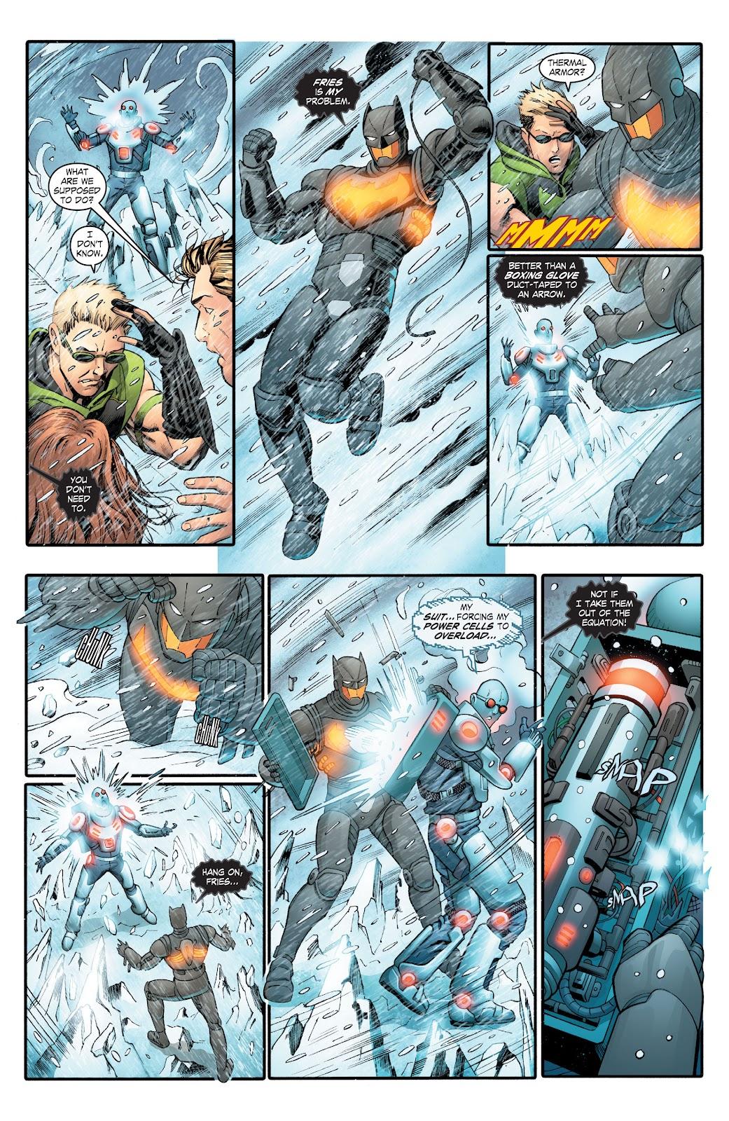 Read online Smallville Season 11 [II] comic -  Issue # TPB 2 - 123