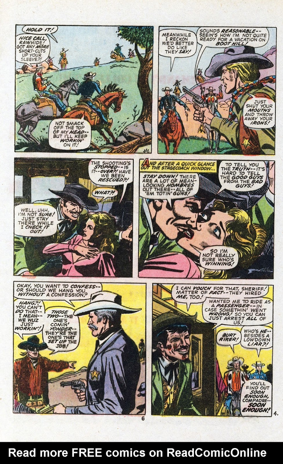 Kid Colt Outlaw issue 201 - Page 8