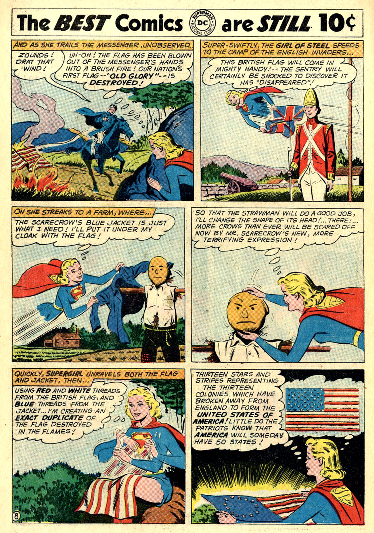 Read online Action Comics (1938) comic -  Issue #274 - 26