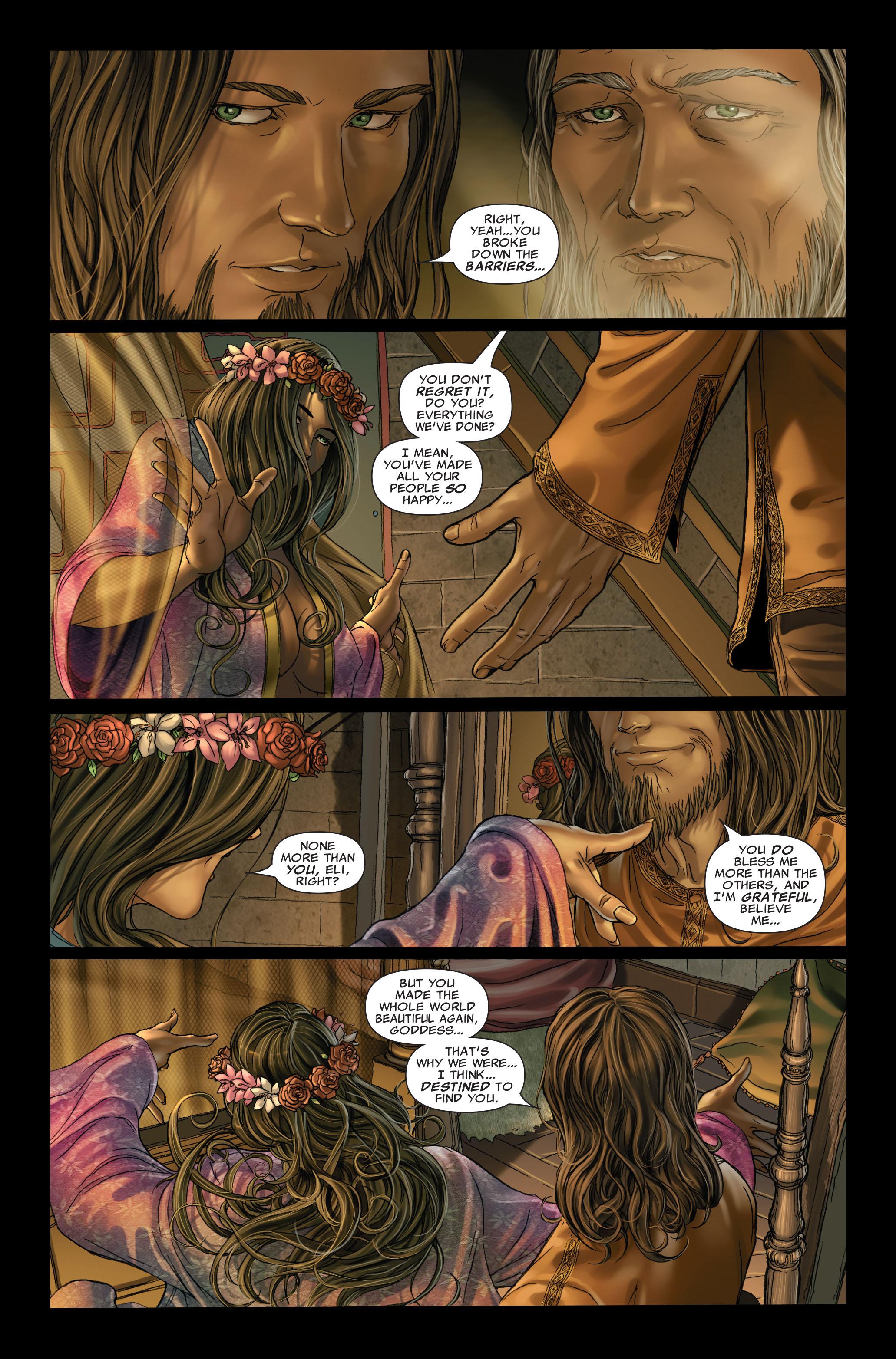 Read online Uncanny X-Men (1963) comic -  Issue #497 - 15