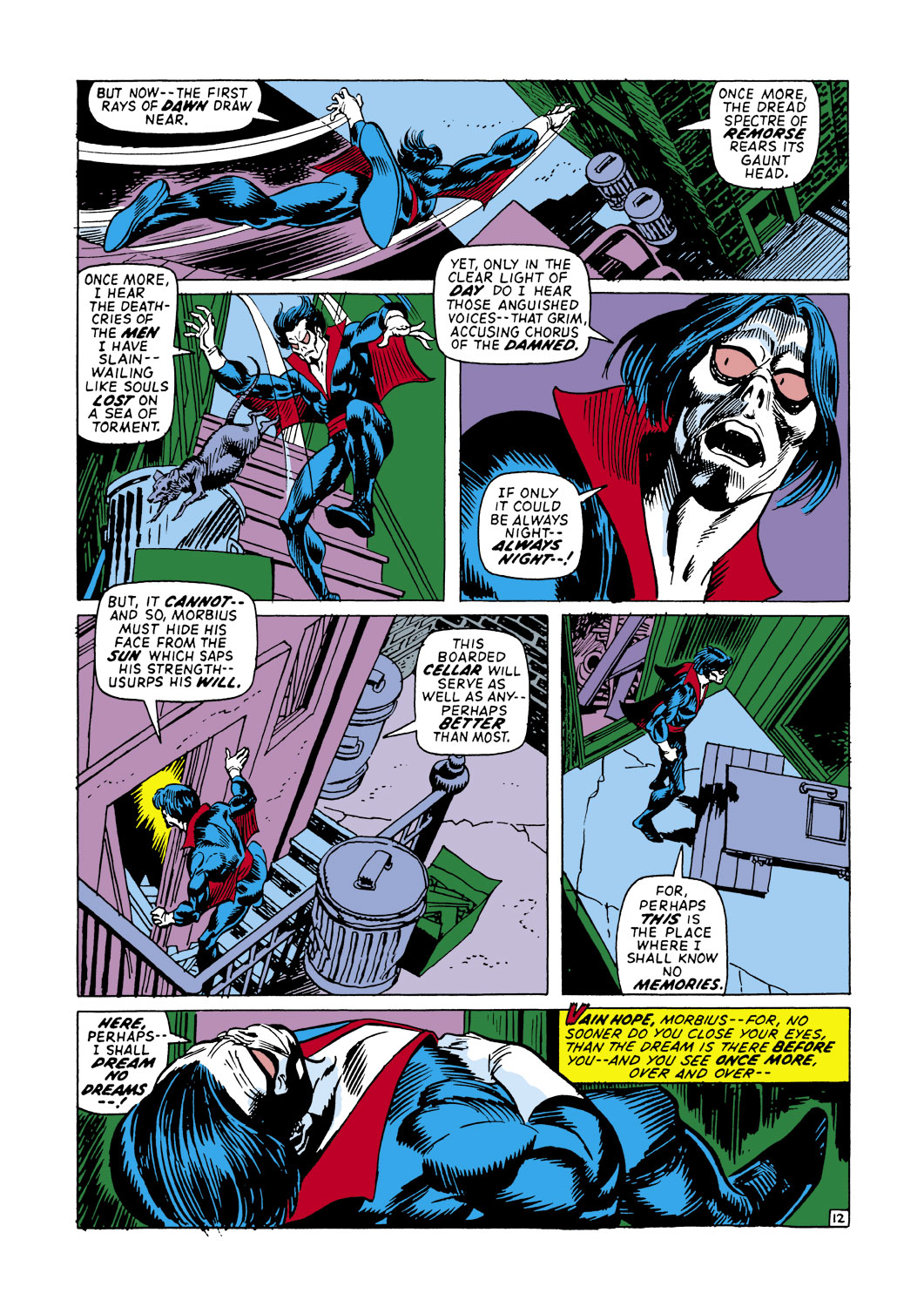 The Amazing Spider-Man (1963) 102 Page 12