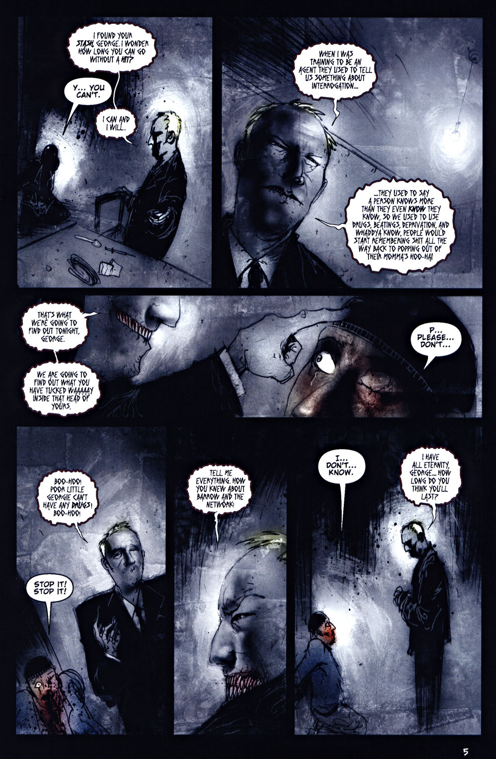 Read online 30 Days of Night: Return to Barrow comic -  Issue #2 - 7