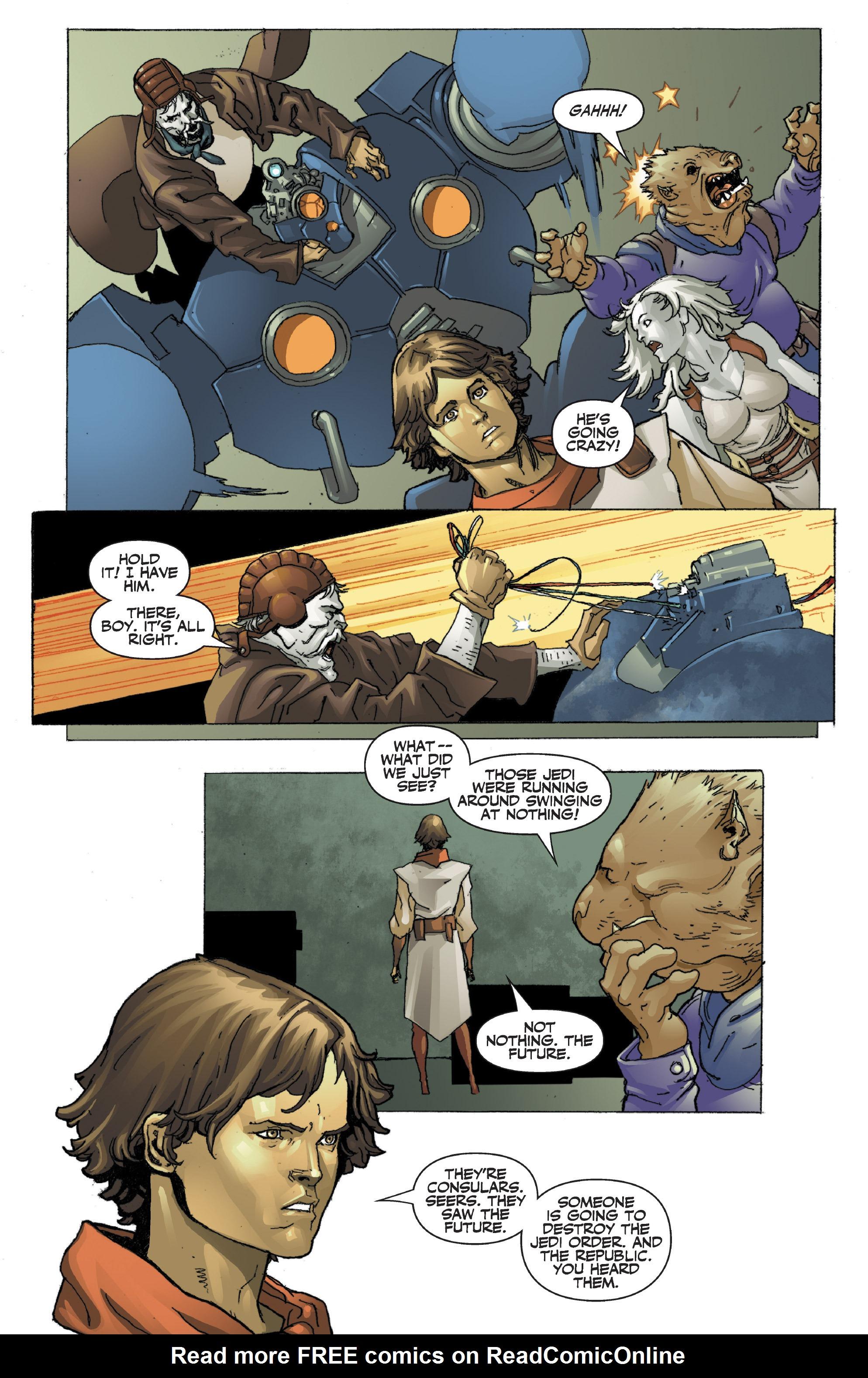 Read online Star Wars Omnibus comic -  Issue # Vol. 29 - 112
