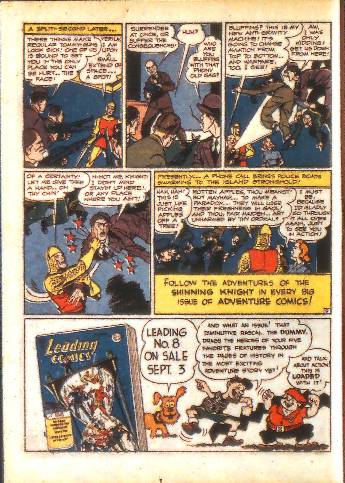 Read online Adventure Comics (1938) comic -  Issue #88 - 28