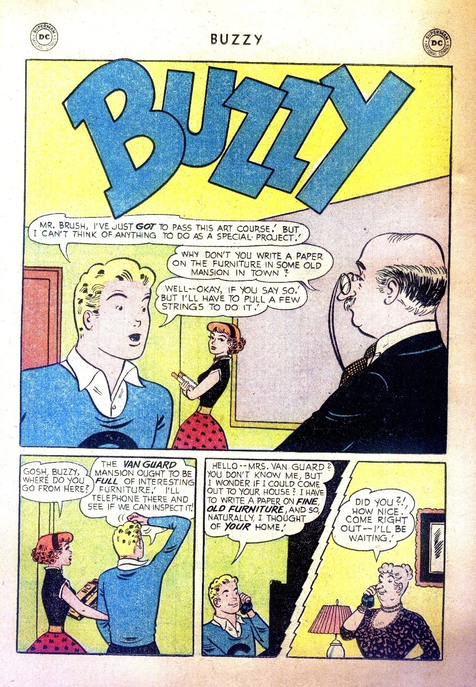 Buzzy issue 68 - Page 11