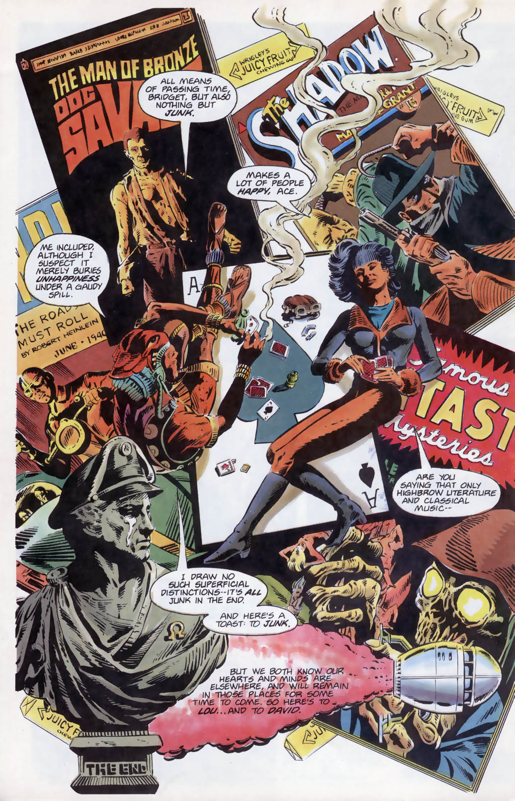 Read online Aztec Ace comic -  Issue #13 - 26