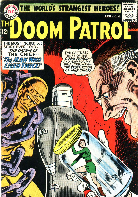 Doom Patrol (1964) issue 88 - Page 1