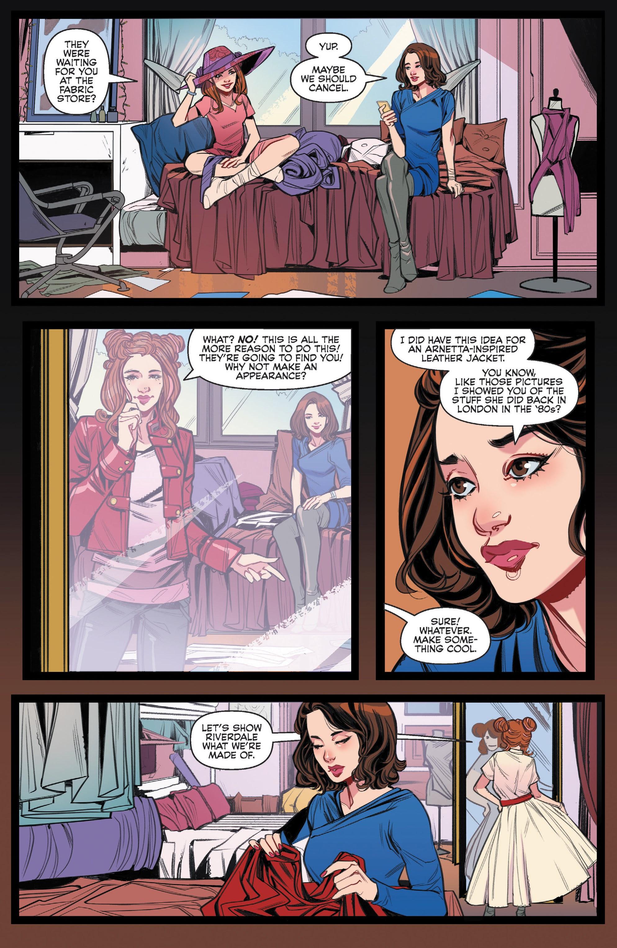 Archie (2015) #710 #44 - English 8