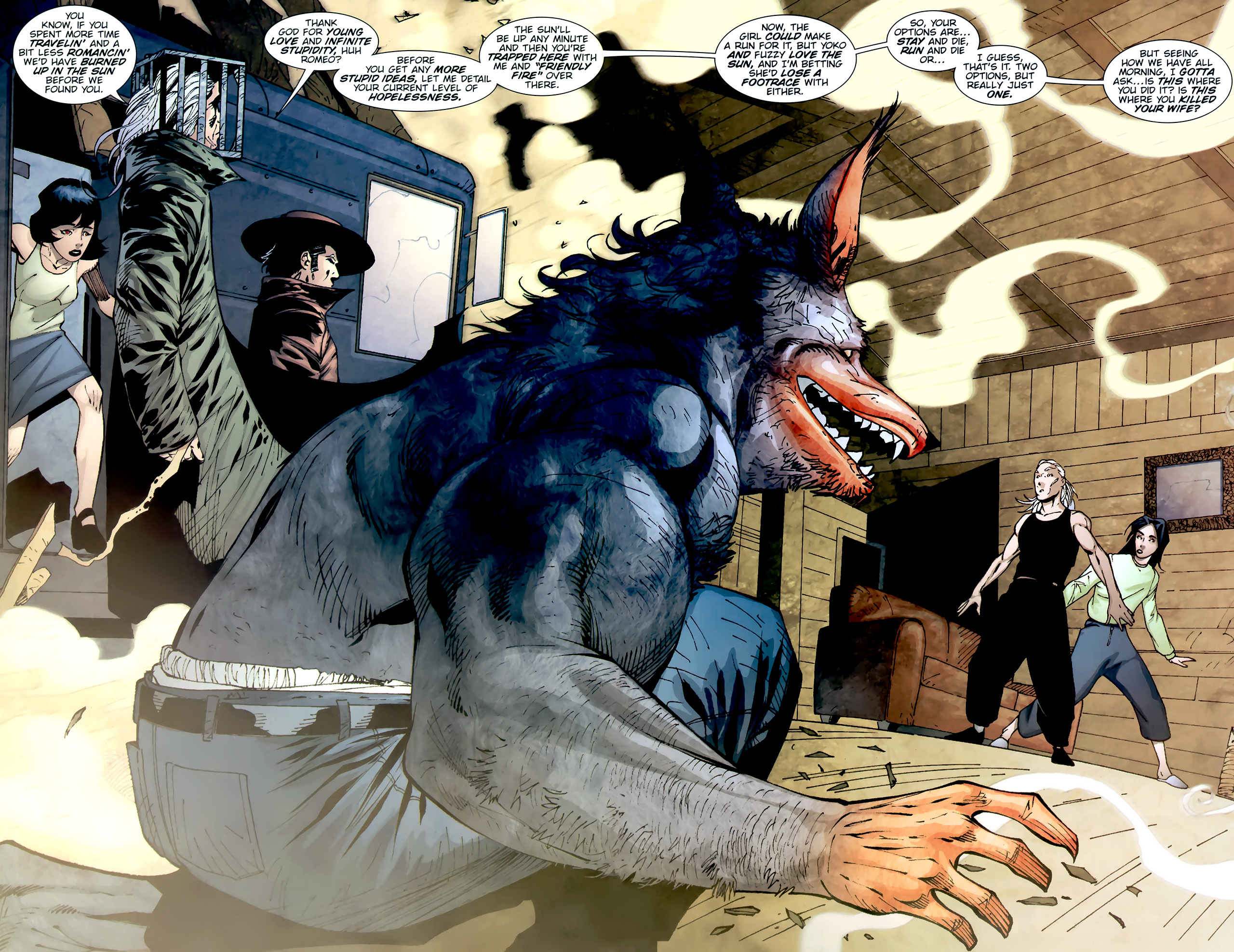 Read online Dead Romeo comic -  Issue #6 - 3