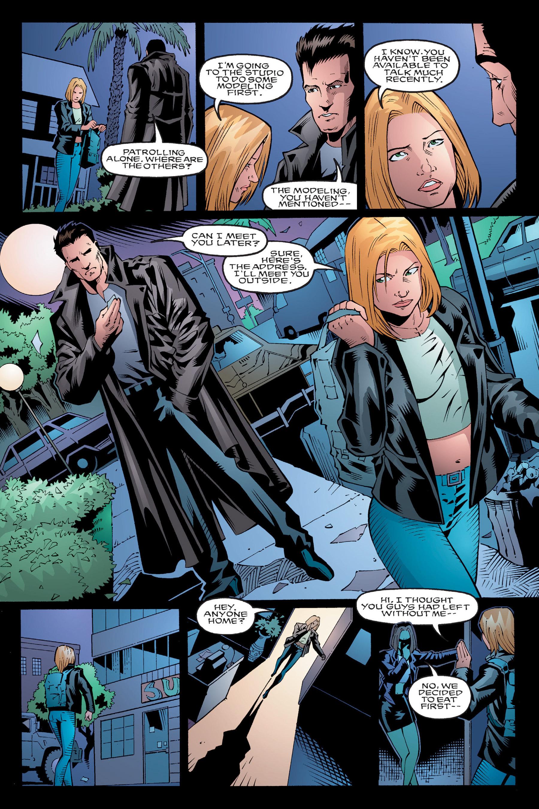 Read online Buffy the Vampire Slayer: Omnibus comic -  Issue # TPB 4 - 47