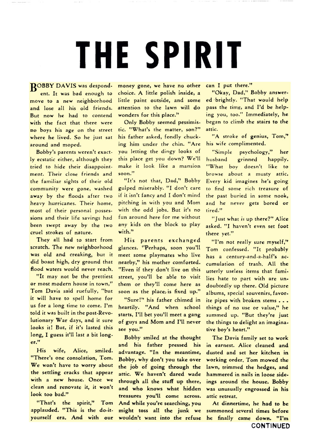 Tales to Astonish (1959) issue 17 - Page 7
