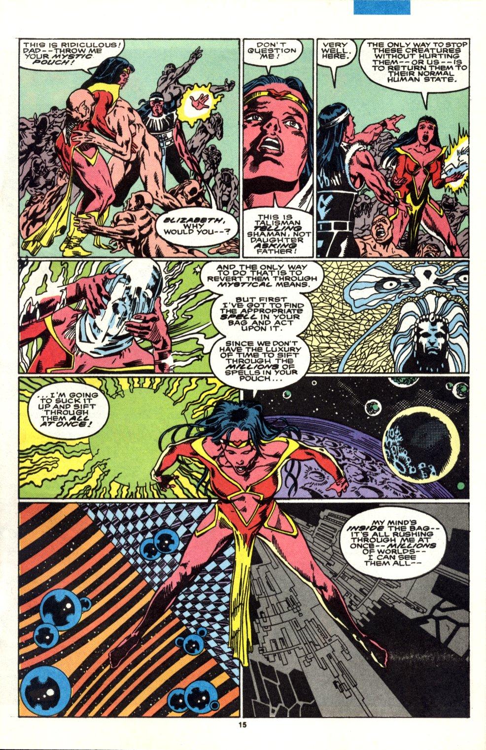 Read online Alpha Flight (1983) comic -  Issue #90 - 13