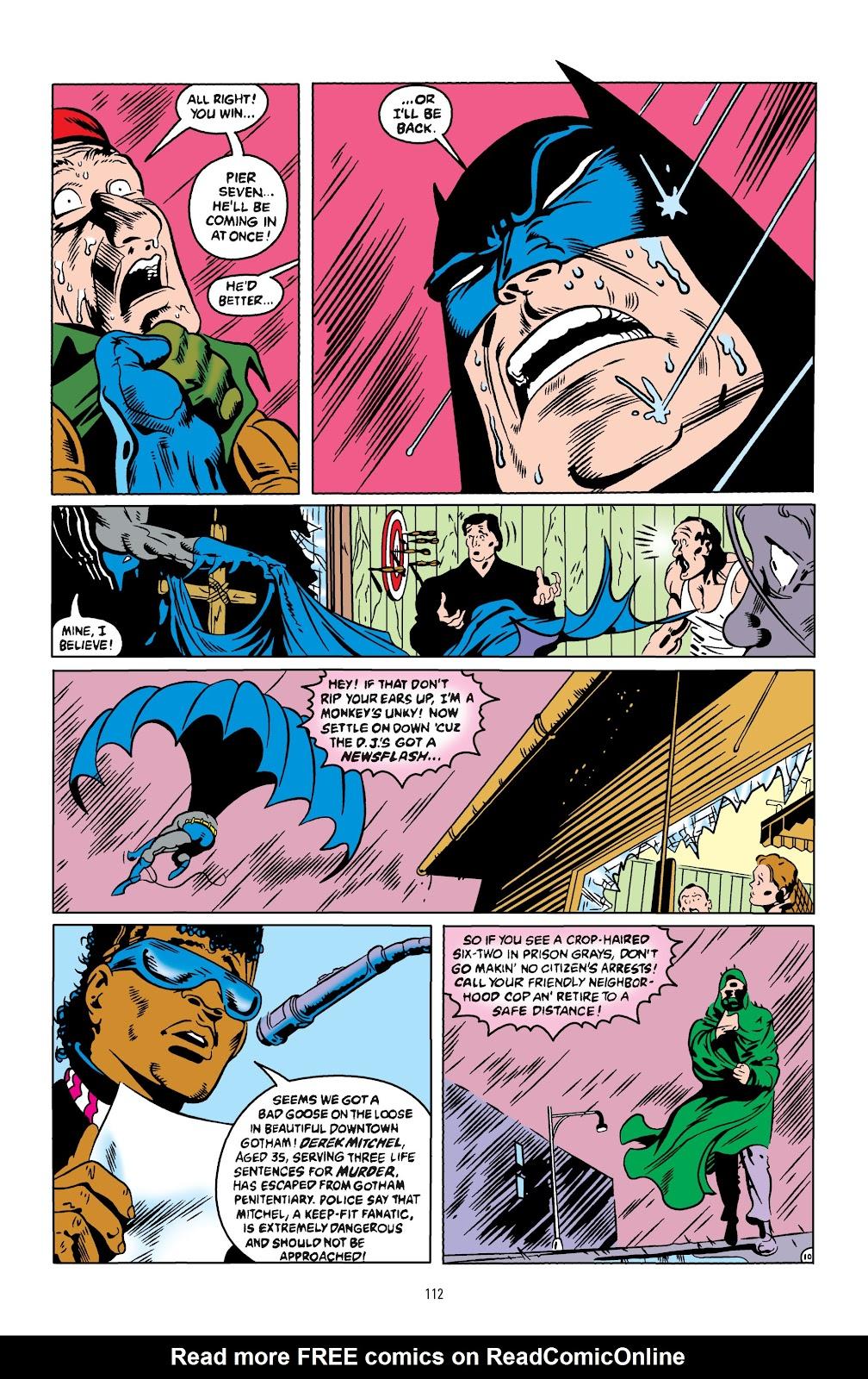 Read online Detective Comics (1937) comic -  Issue # _TPB Batman - The Dark Knight Detective 2 (Part 2) - 14