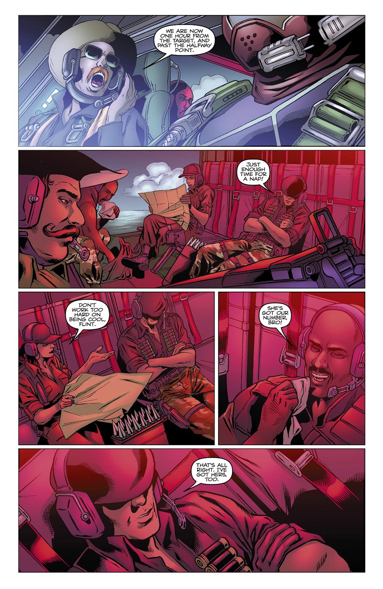G.I. Joe: A Real American Hero 170 Page 13