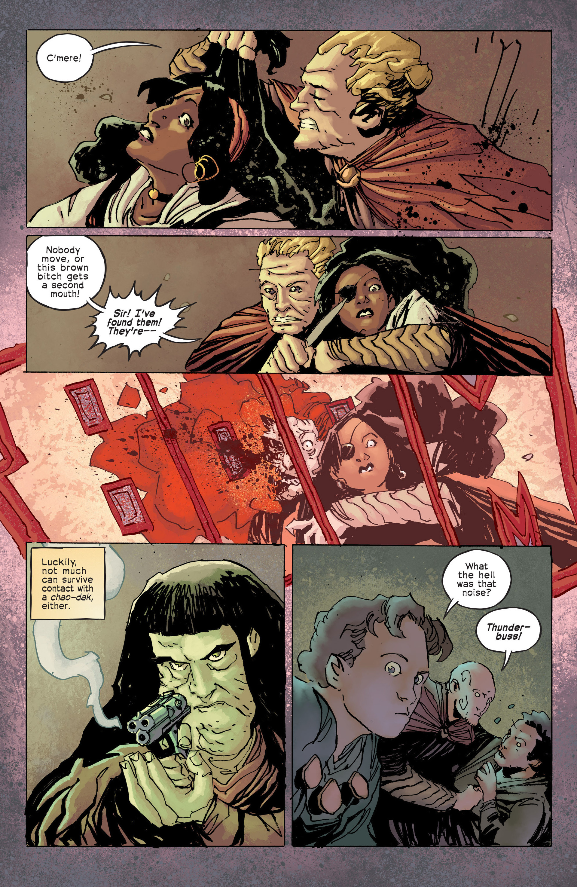 Read online Umbral comic -  Issue #6 - 5