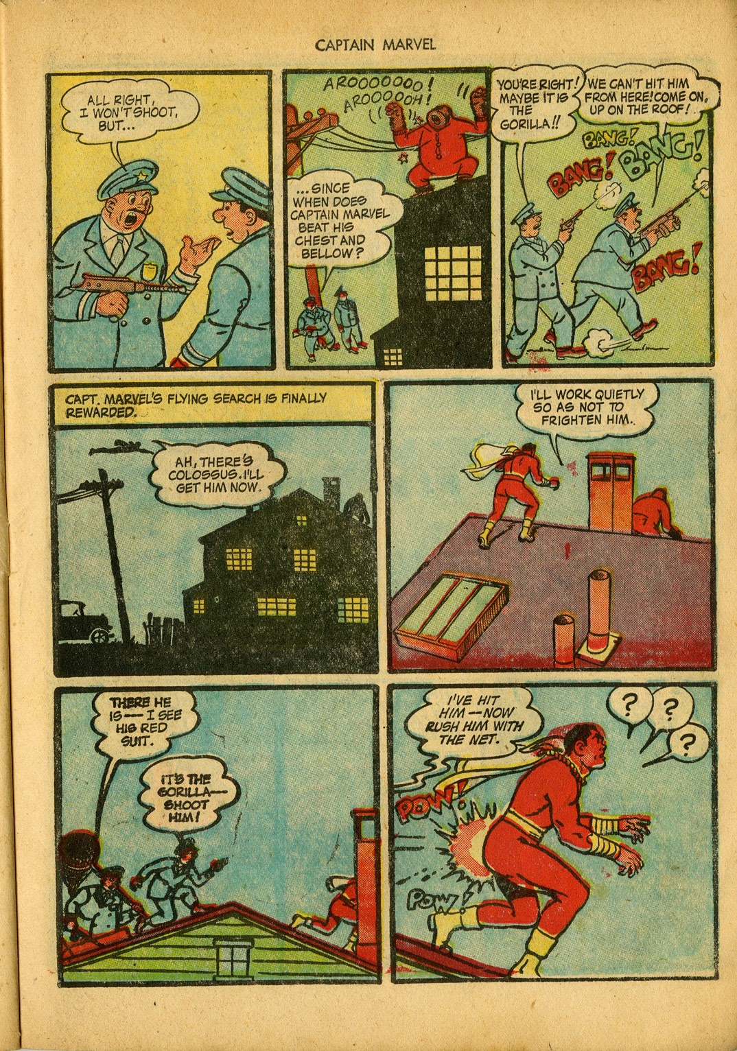 Captain Marvel Adventures issue 34 - Page 11