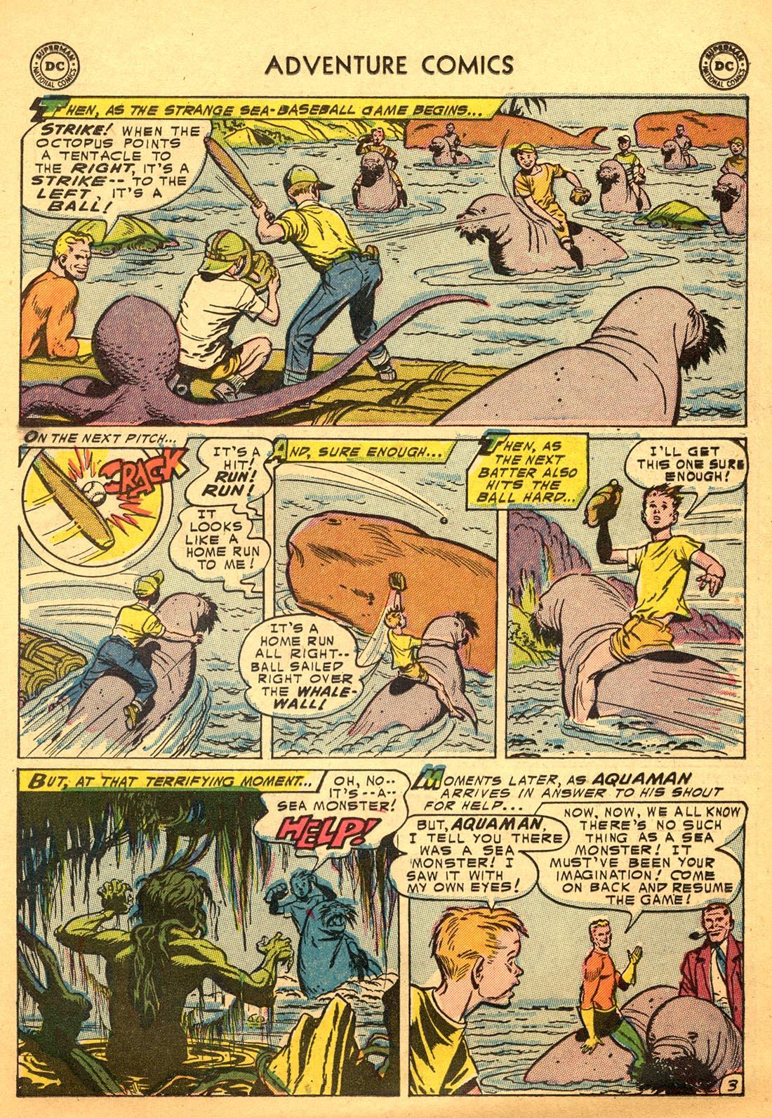 Read online Adventure Comics (1938) comic -  Issue #206 - 19