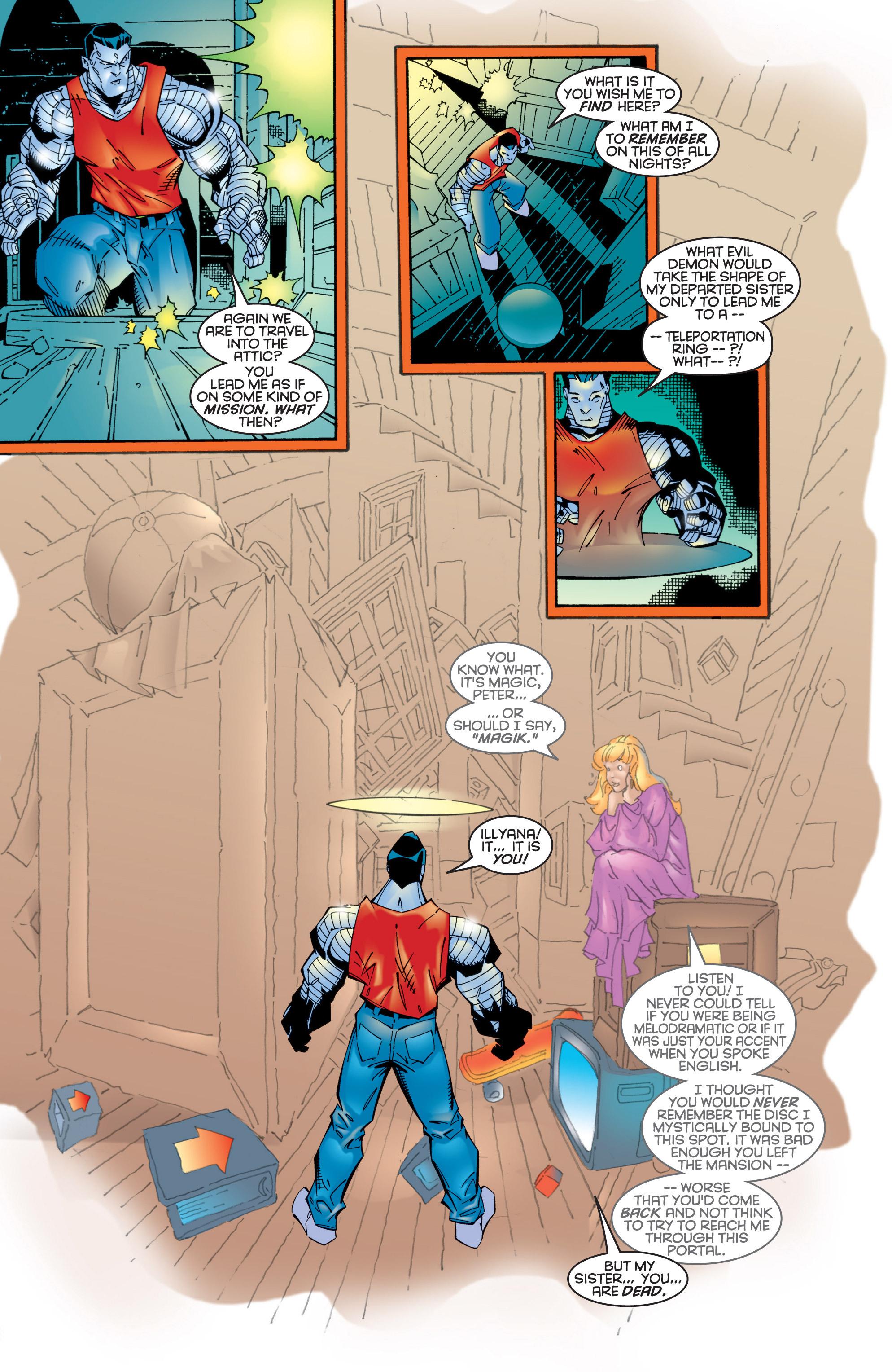 Read online Uncanny X-Men (1963) comic -  Issue #365 - 17
