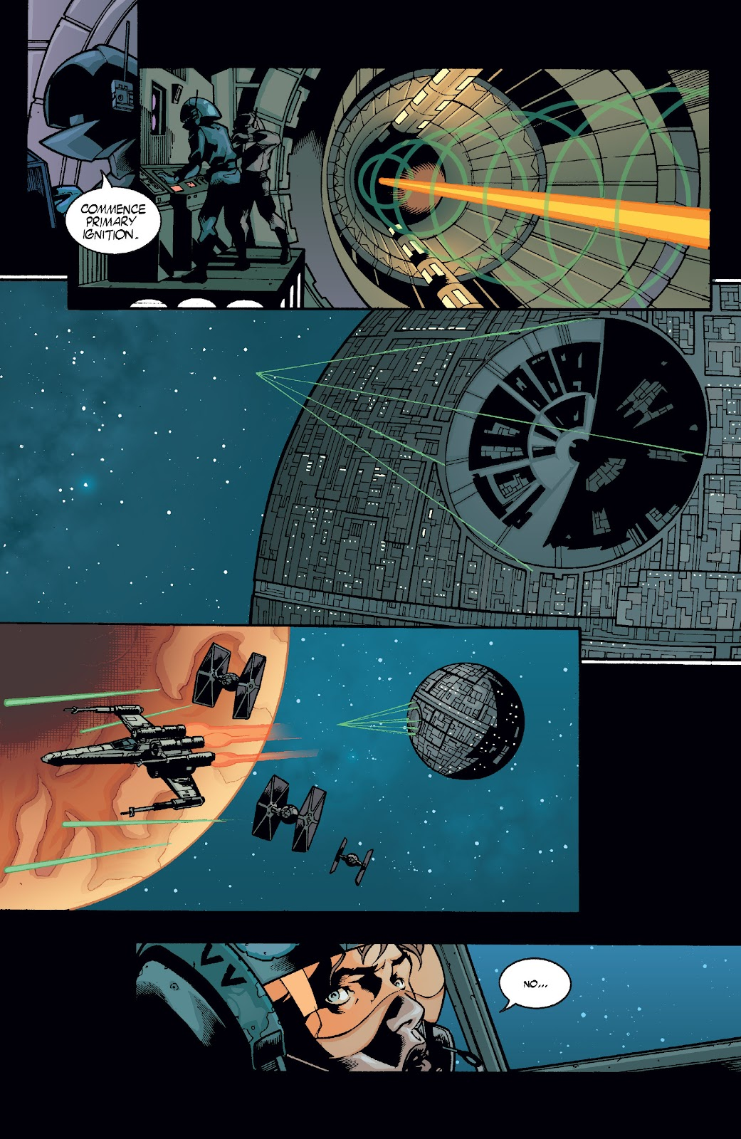 Read online Star Wars Legends: Infinities - Epic Collection comic -  Issue # TPB (Part 1) - 15