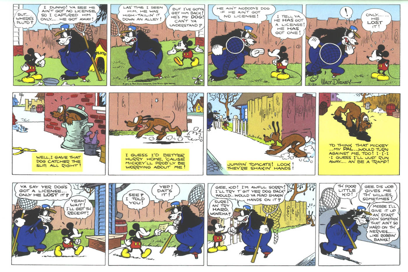 Walt Disney's Comics and Stories issue 609 - Page 19