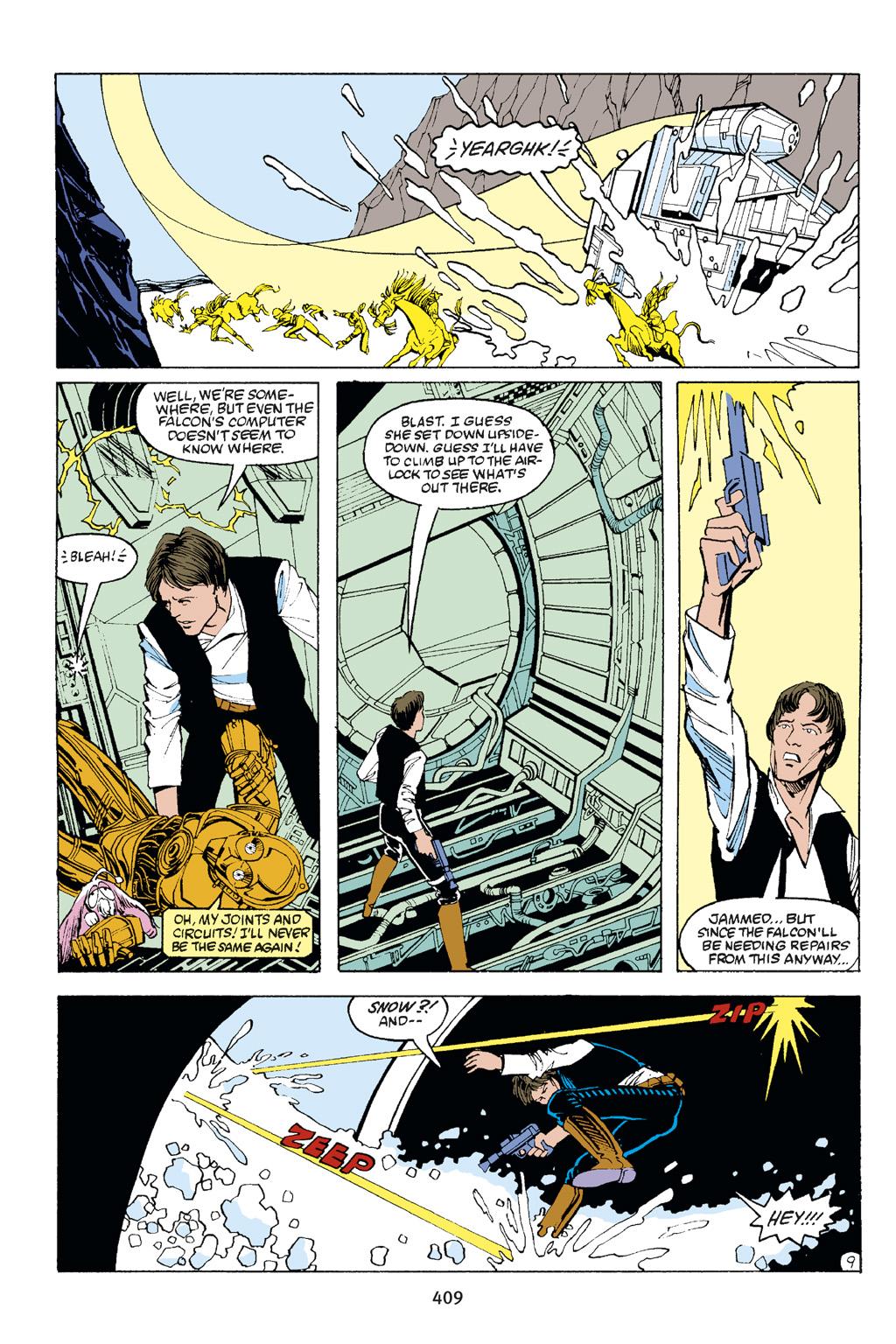 Read online Star Wars Omnibus comic -  Issue # Vol. 21.5 - 136