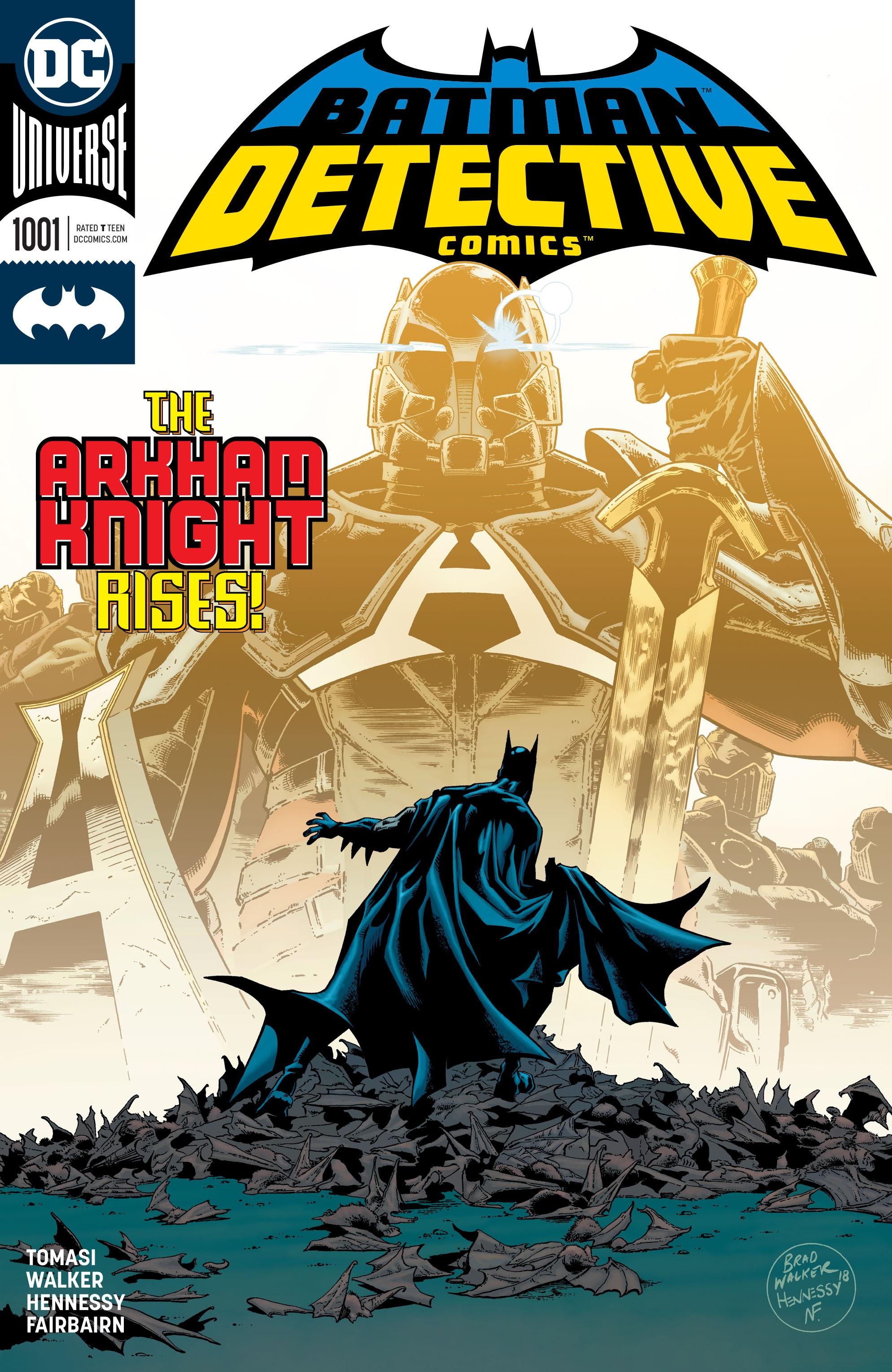 Detective Comics (2016) 1001 Page 1
