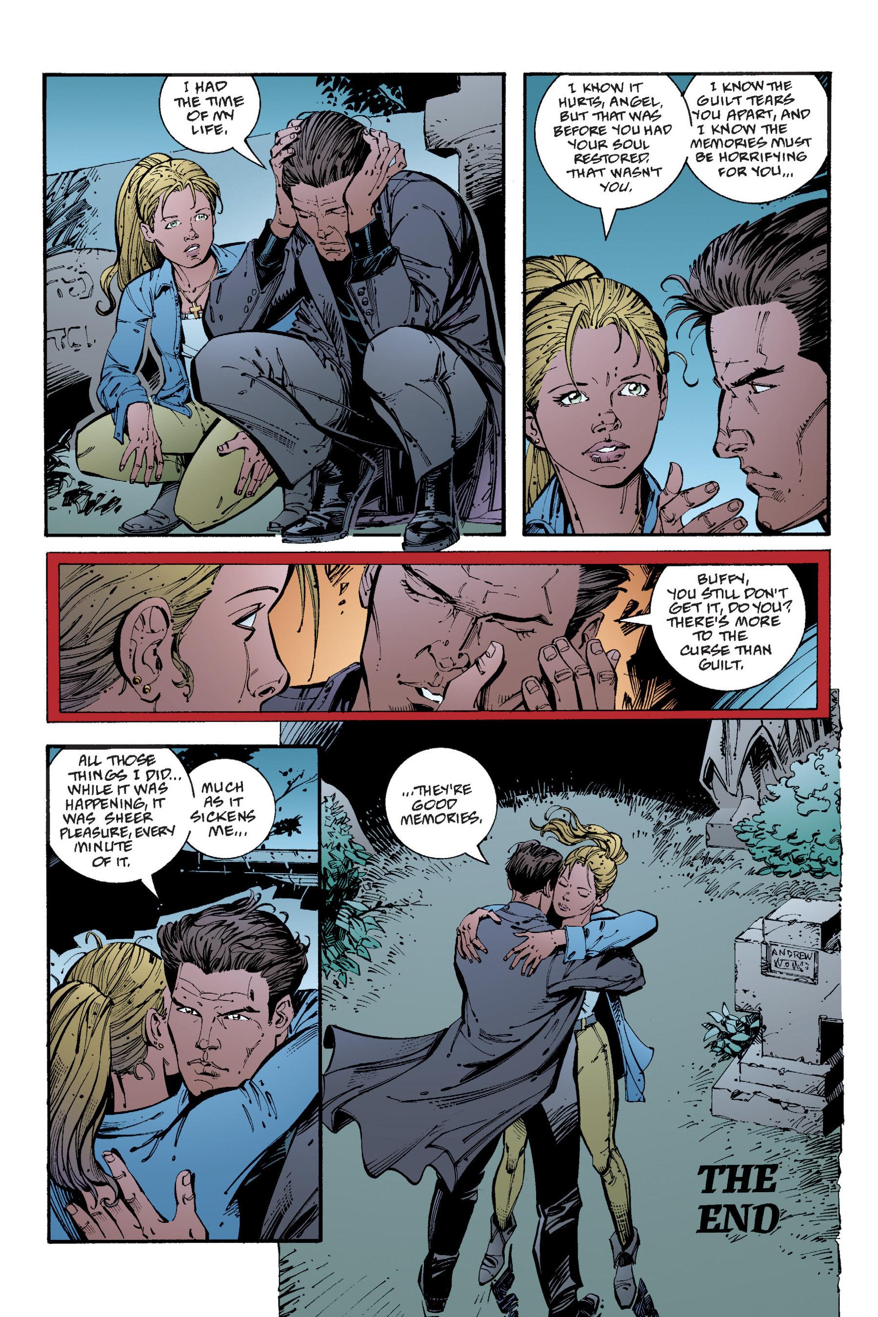 Read online Buffy the Vampire Slayer: Omnibus comic -  Issue # TPB 4 - 238