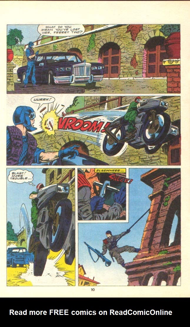 G.I. Joe European Missions issue 7 - Page 9