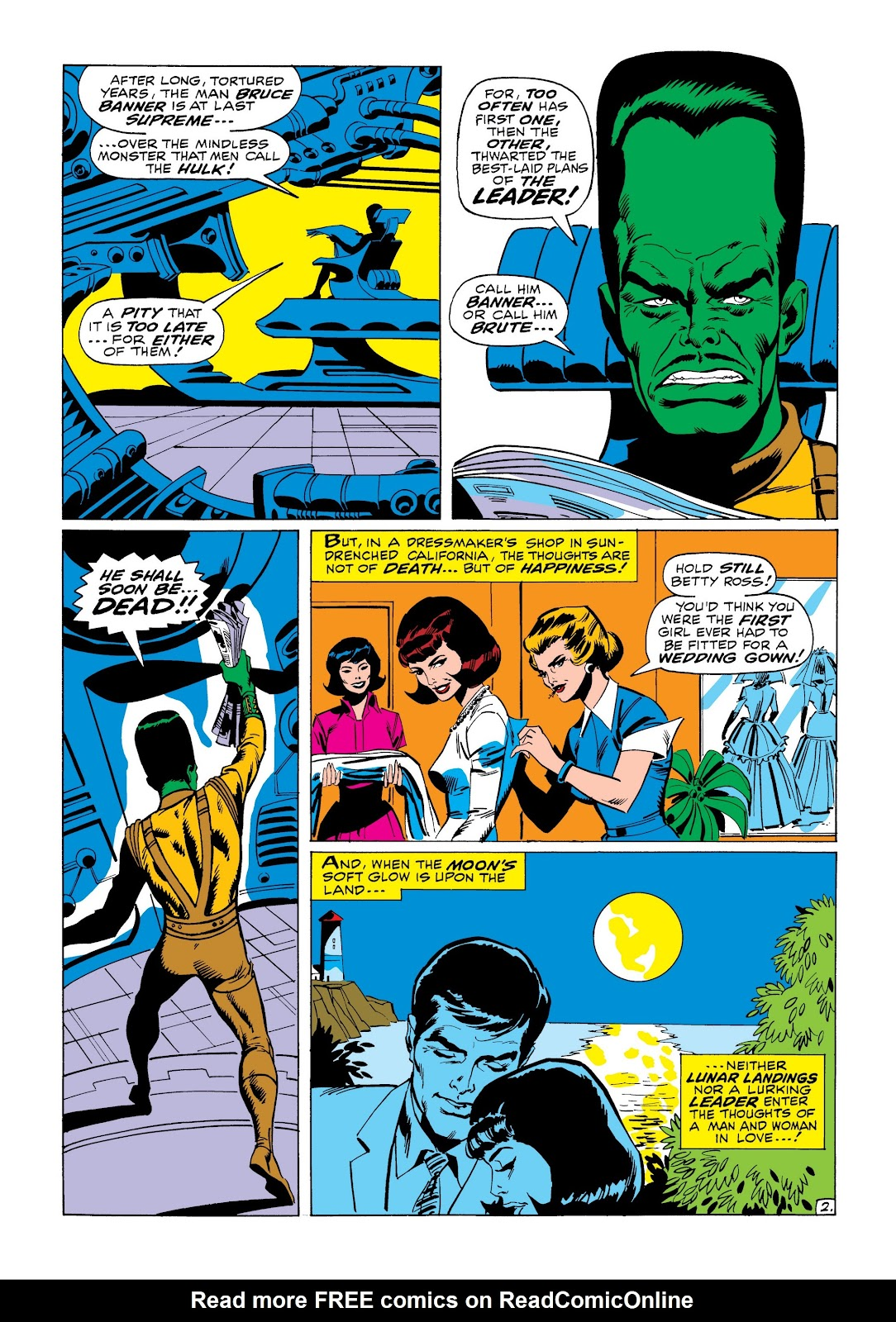 Read online Marvel Masterworks: The Incredible Hulk comic -  Issue # TPB 6 (Part 1) - 53