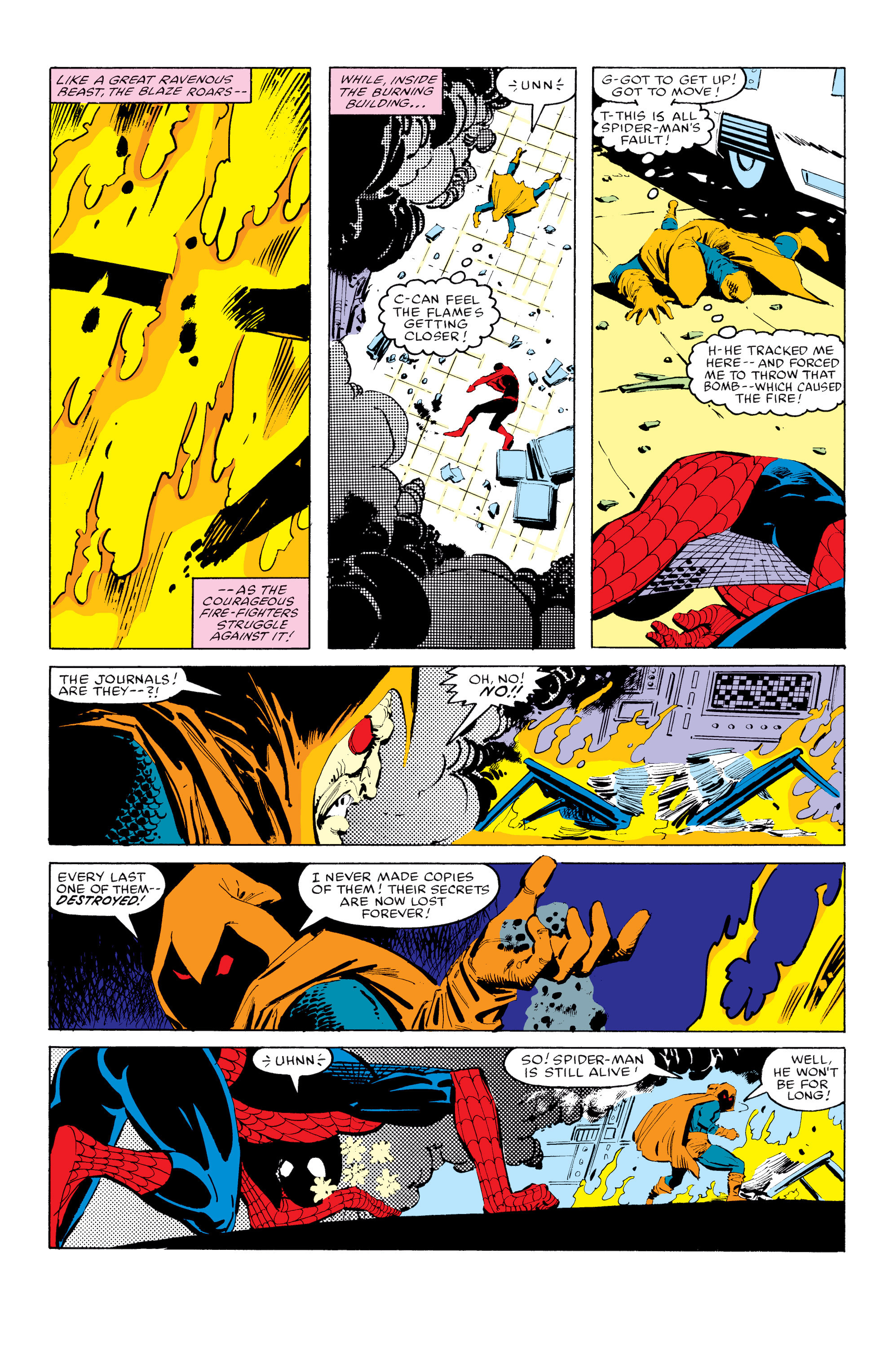 The Amazing Spider-Man (1963) 251 Page 2