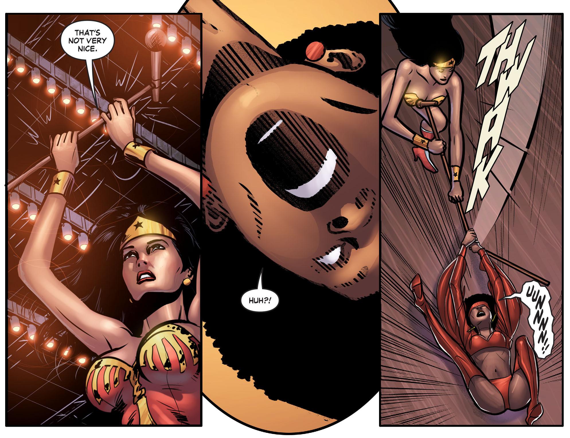 Read online Wonder Woman '77 [I] comic -  Issue #3 - 11