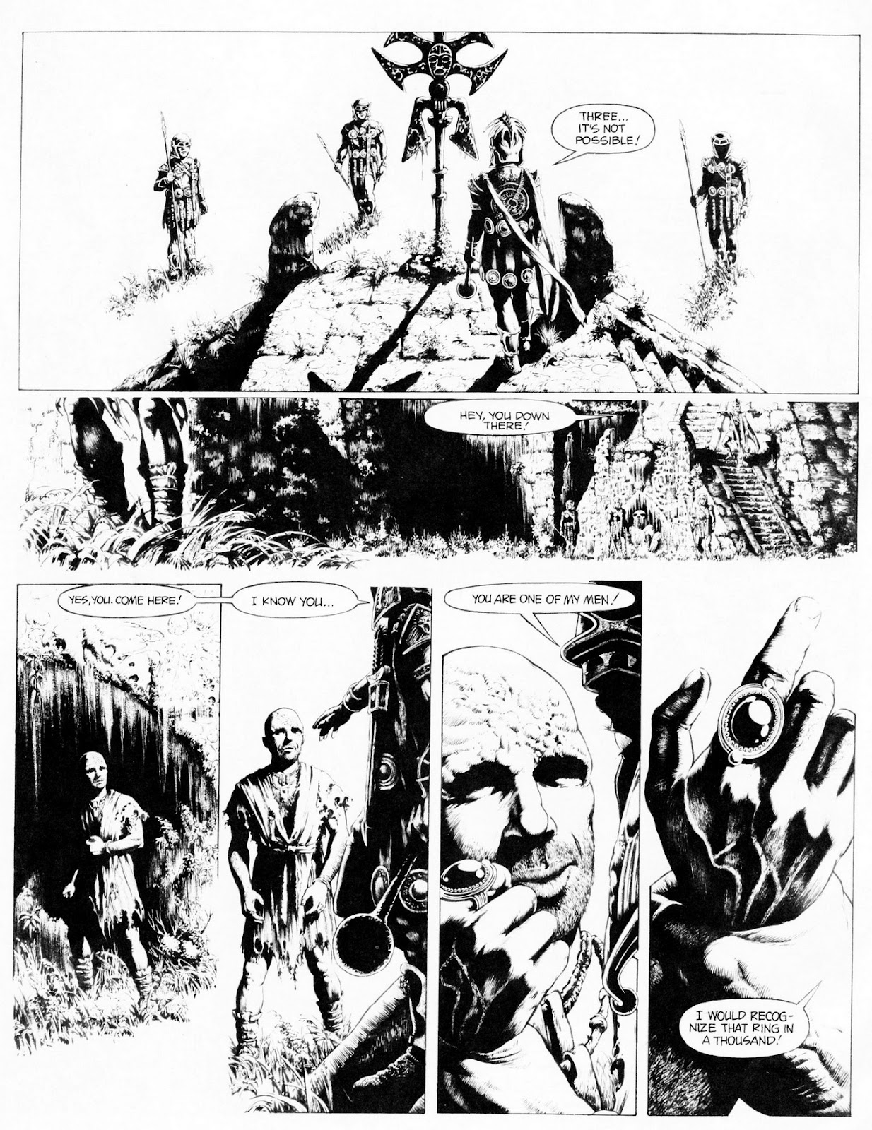 Conquering Armies issue TPB - Page 14