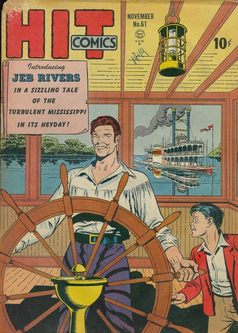 Read online Hit Comics comic -  Issue #61 - 1