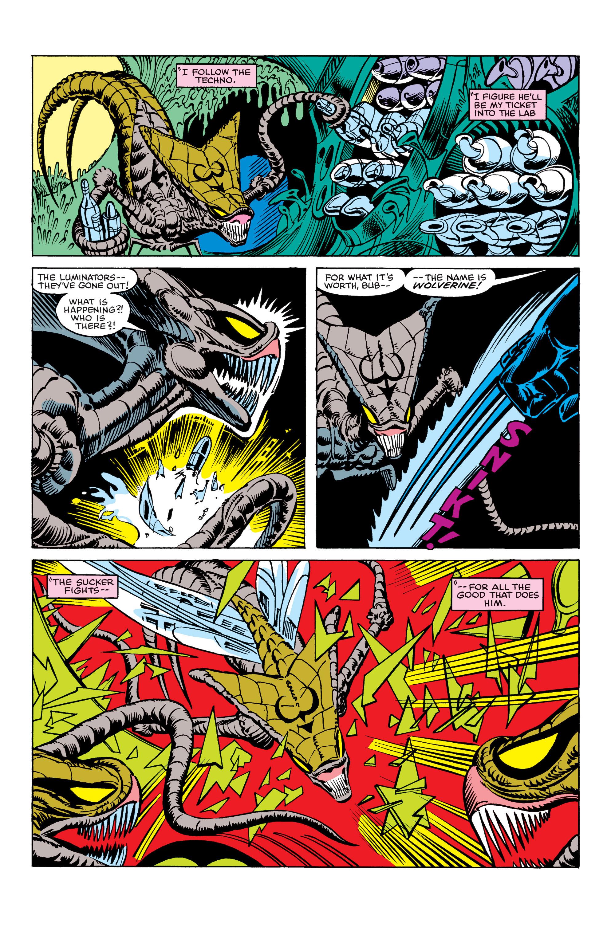 Read online Uncanny X-Men (1963) comic -  Issue #163 - 4