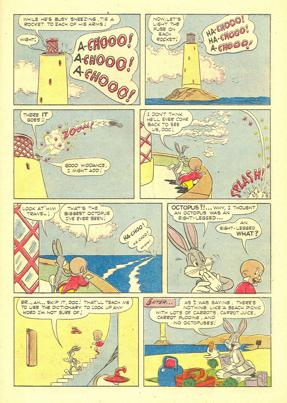Bugs Bunny (1952) issue 37 - Page 27