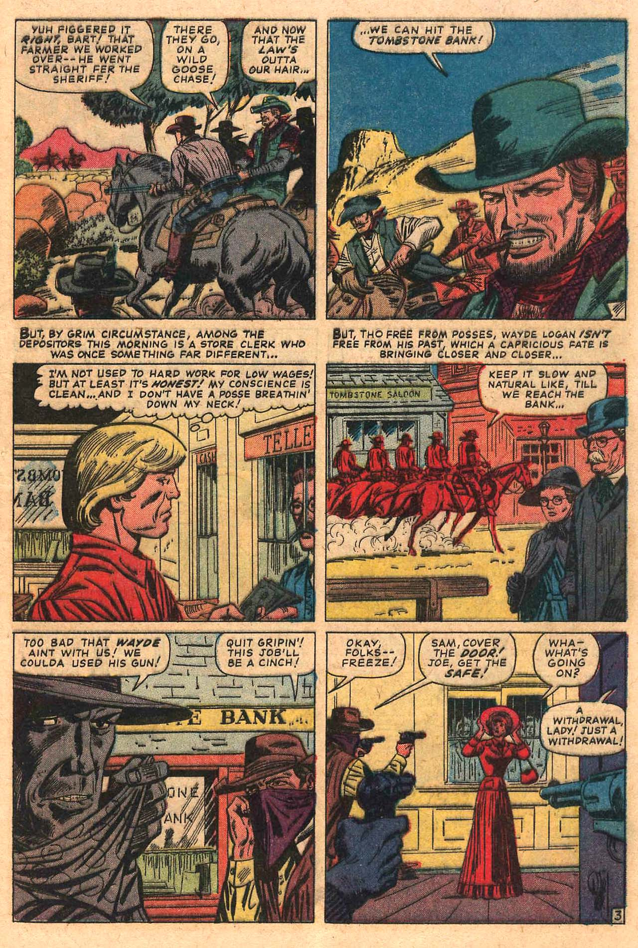 Read online Two-Gun Kid comic -  Issue #82 - 5